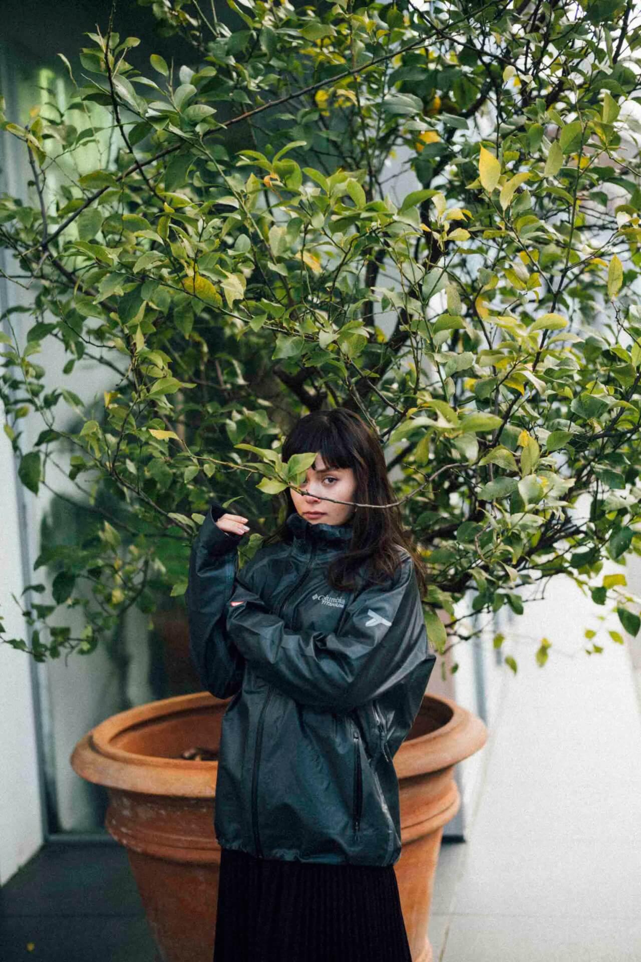 OUTDRY EXTREME & Amy|都会のアウトドアライフ fashion_columbia_17