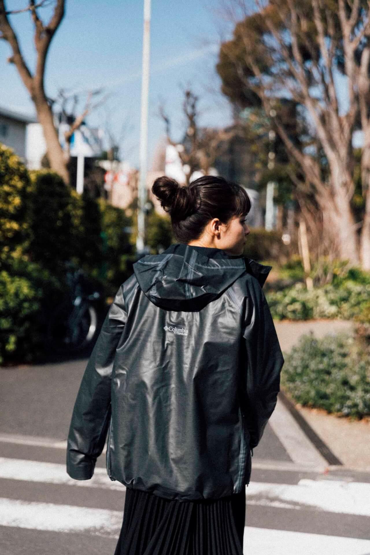 OUTDRY EXTREME & Amy|都会のアウトドアライフ fashion_columbia_41