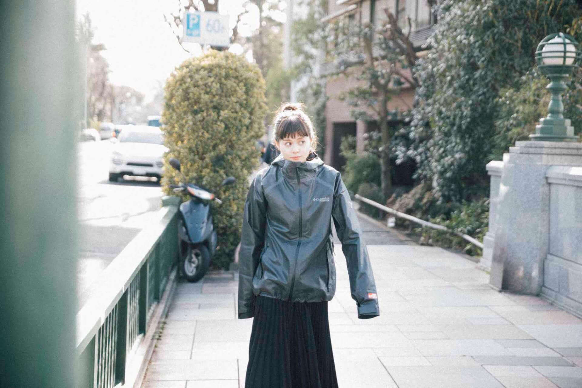 OUTDRY EXTREME & Amy|都会のアウトドアライフ fashion_columbia_42