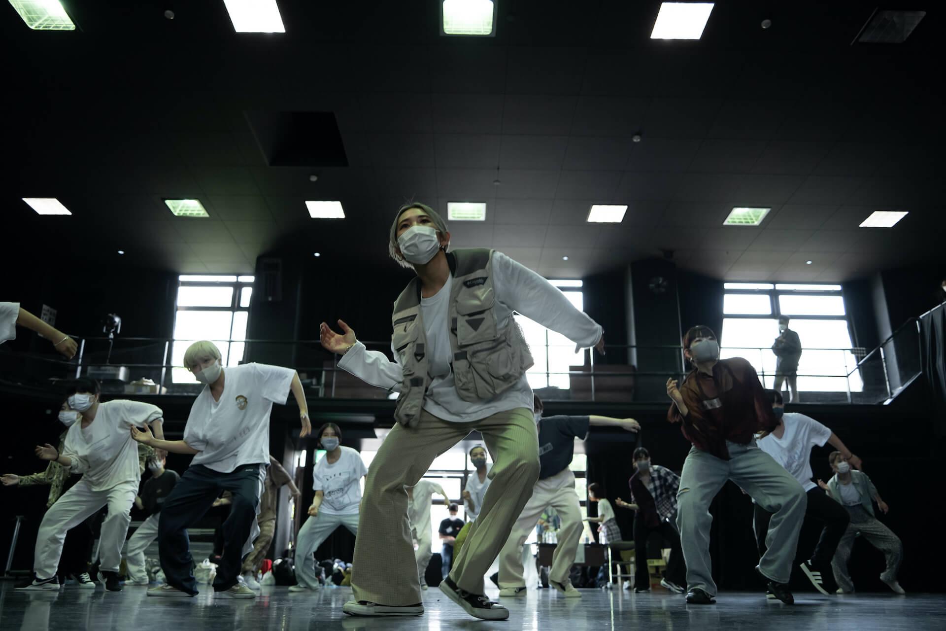 <Dance Dance Dance @ YOKOHAMA2021>でTENDREとyurinasiaが共演!ダンサーの公募も music210618_dancedanceyokohama3
