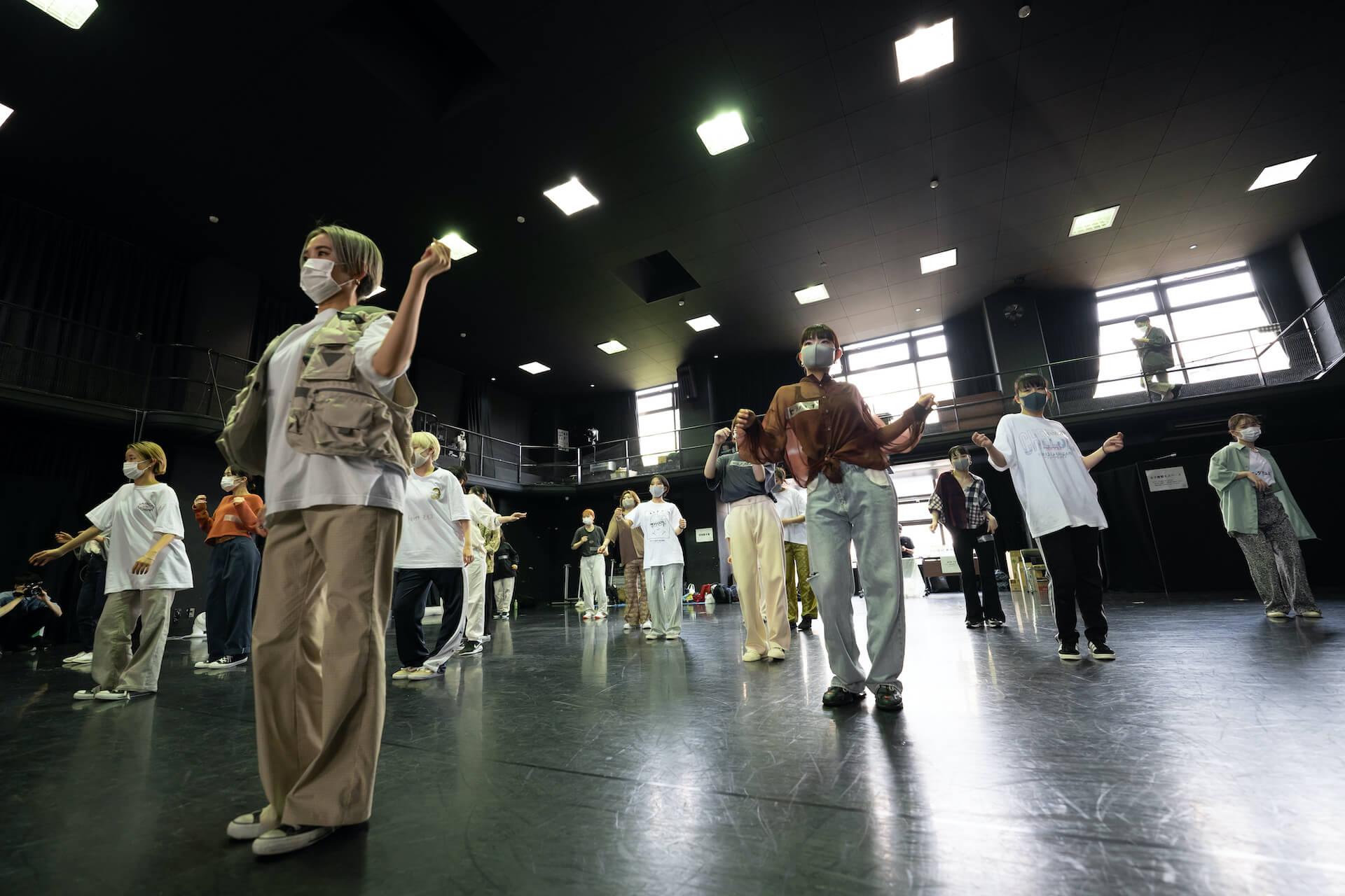 <Dance Dance Dance @ YOKOHAMA2021>でTENDREとyurinasiaが共演!ダンサーの公募も music210618_dancedanceyokohama4