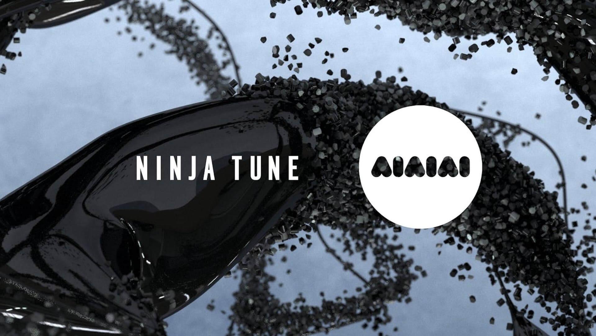 〈Ninja Tune〉とAiAiAiのコラボヘッドホン「TMA-2 Ninja Tune Edition」が本日発売! tech210618_ninjatune_aiaiai_2