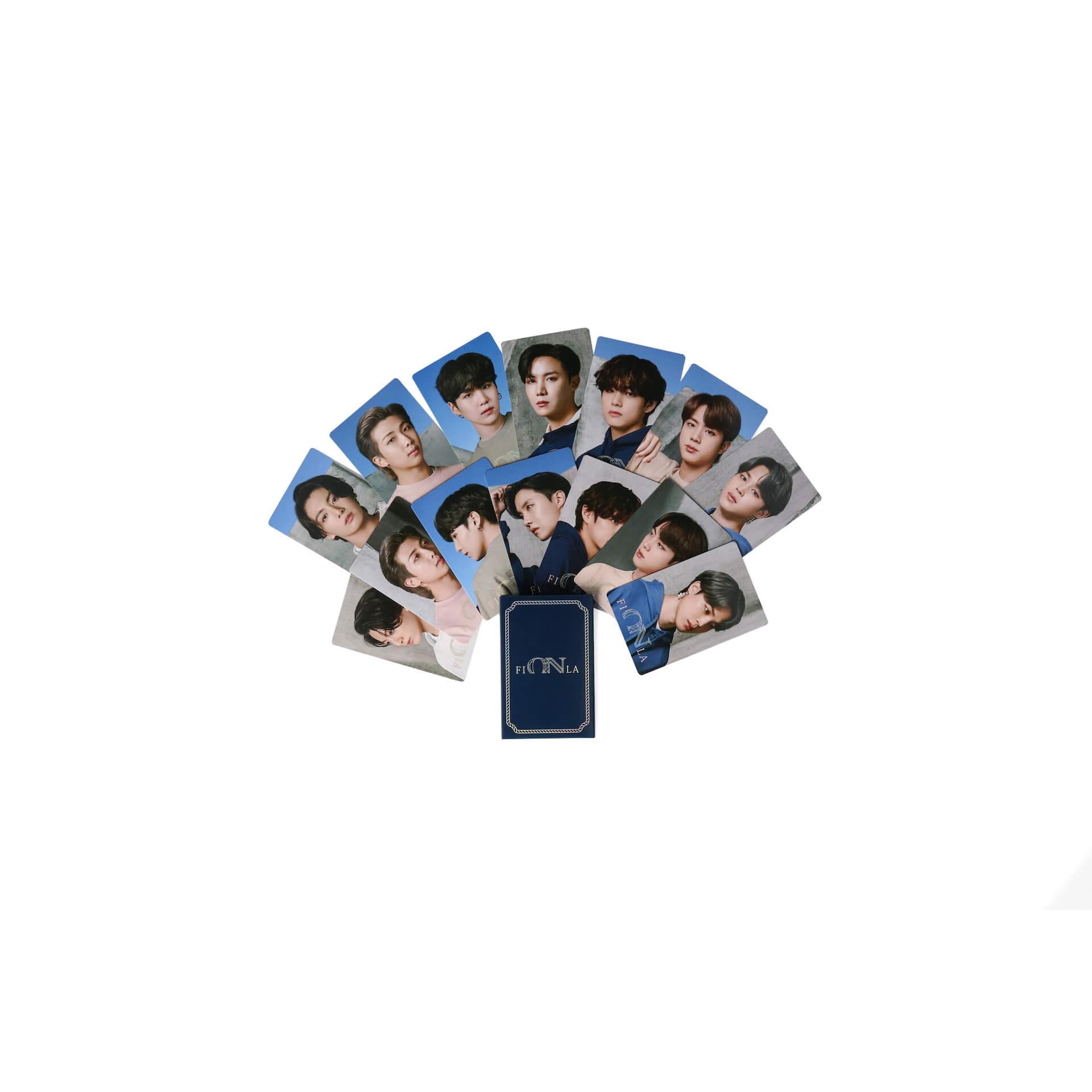 FILA × BTSの新コラボコレクション「Now ON」が今週先行予約販売開始!コラボ初のメンバー着用ビジュアルが解禁 life210621_fila_bts_6