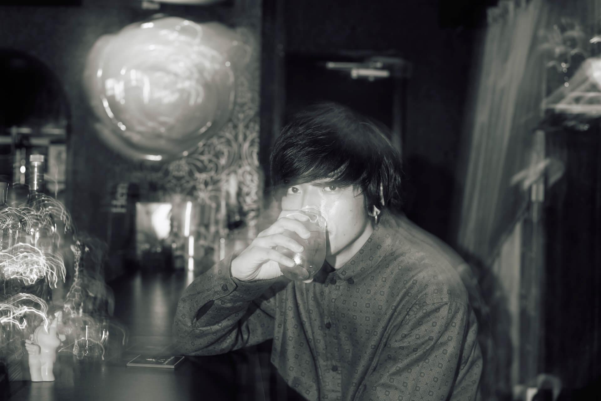 """サブプロジェクトから「3人のバンド」へ——きのこ帝国・西村""""コン""""擁するバンド add インタビュー interview210521_add-013"""