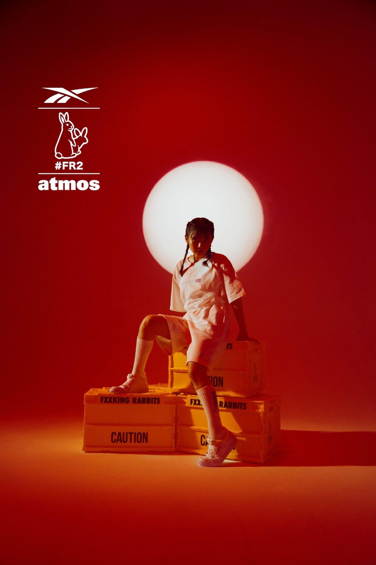 atmosと#FR2のコラボカプセルコレクションが発売!リーボック「CLUB C」ベースのスニーカーも登場 life210621_atmos_fr2_3