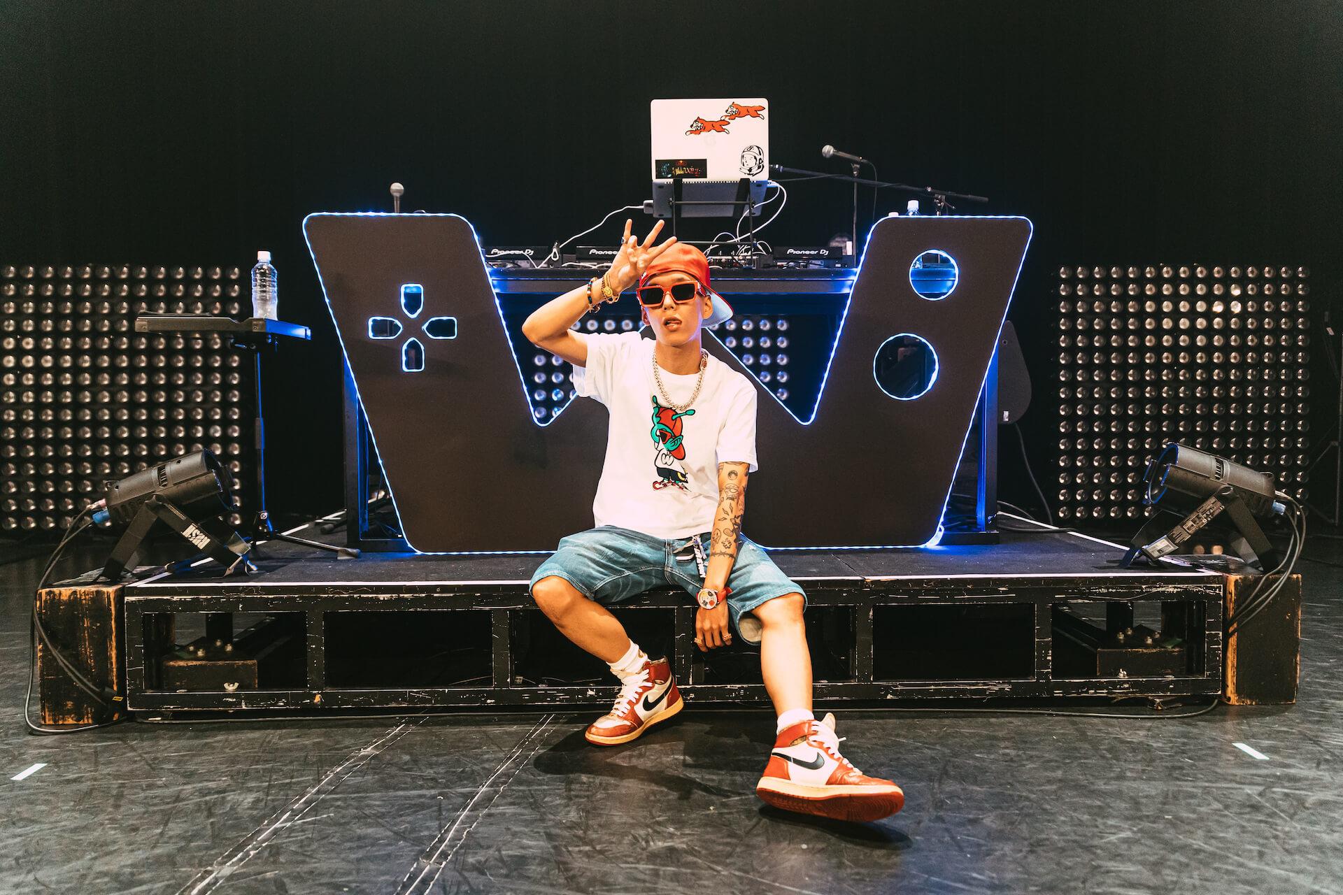 JP THE WAVYのクラブツアー東京公演がVISIONで開催決定!初のオンラインライブノーカット映像がZAIKOで独占配信中 music210621_jpthewavy_live_1