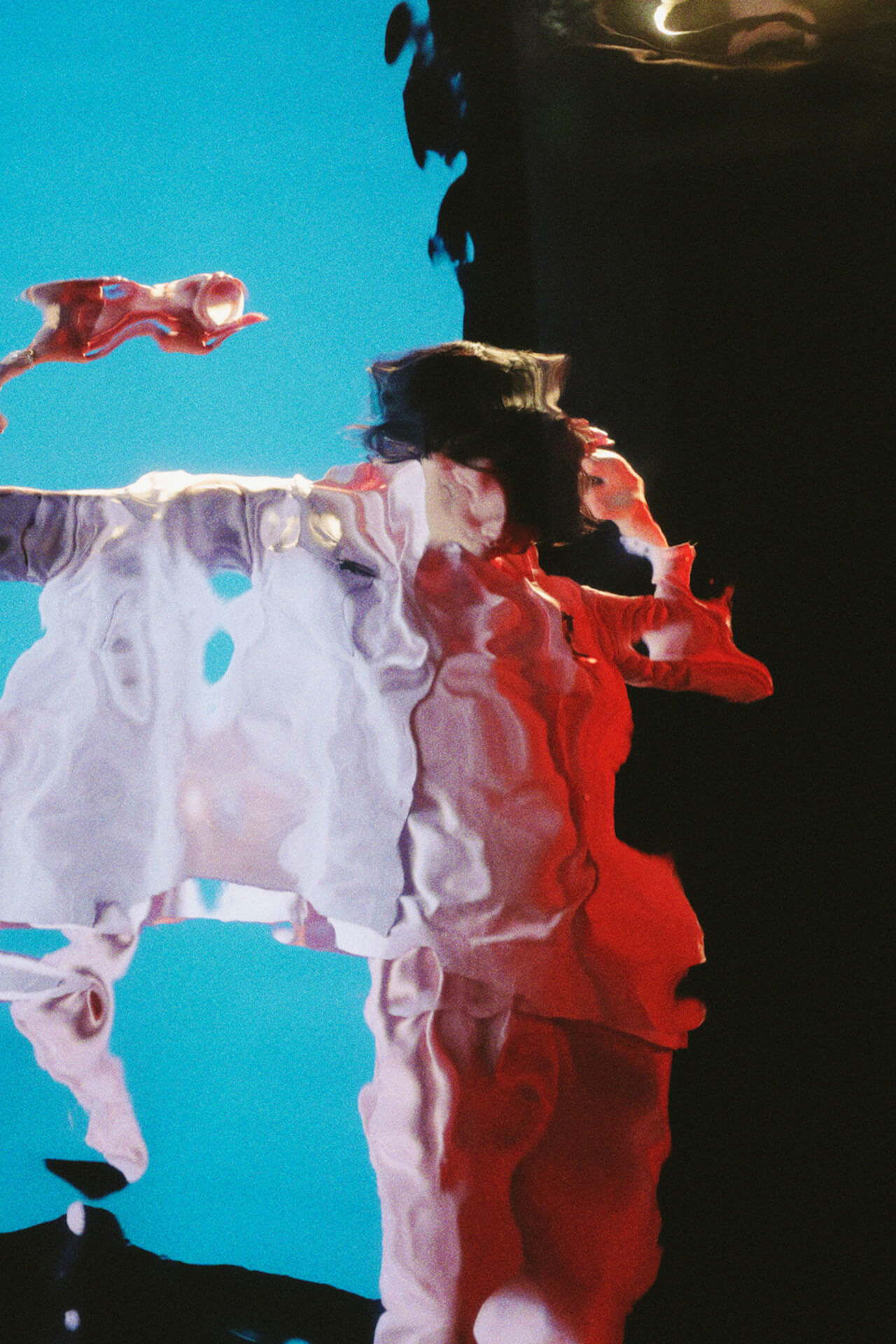 米津玄師『Pale Blue』がオリコン週間シングルランキング1位!#PaleBlueLetter カメラで本人手書きメッセージ&イラストが出現 music210622_yonezukenshi_paleblue_9