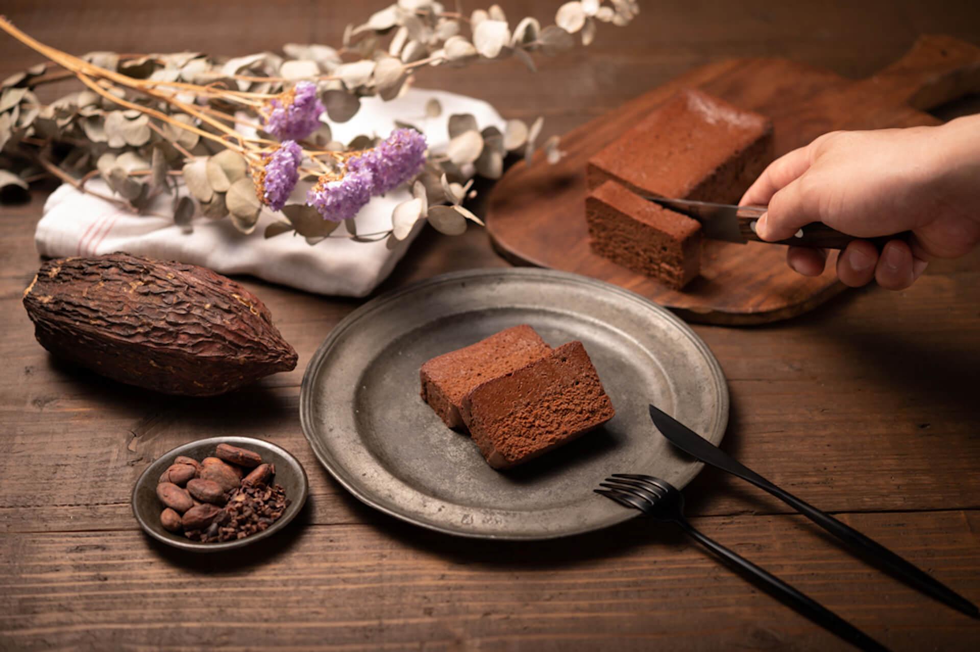 究極のガトーショコラを自由が丘で味わえる!予約半年待ちで話題の「THE LAB」が東京に上陸 gourmet210622_thelab_2