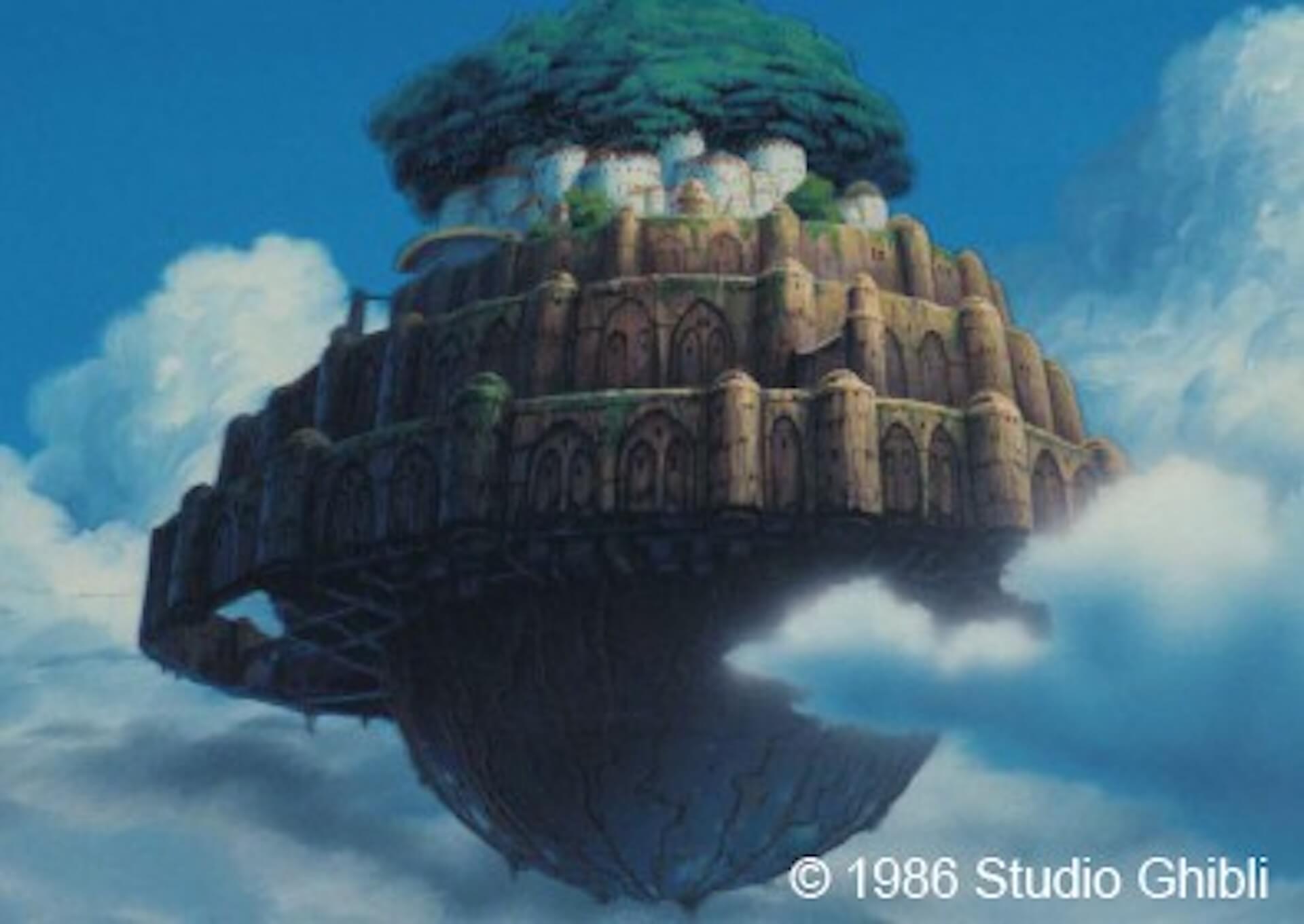セイコー プレザージュからジブリ作品『天空の城ラピュタ』にインスピレーションを受けた数量限定モデルが登場! life210622_seiko_laputa_5