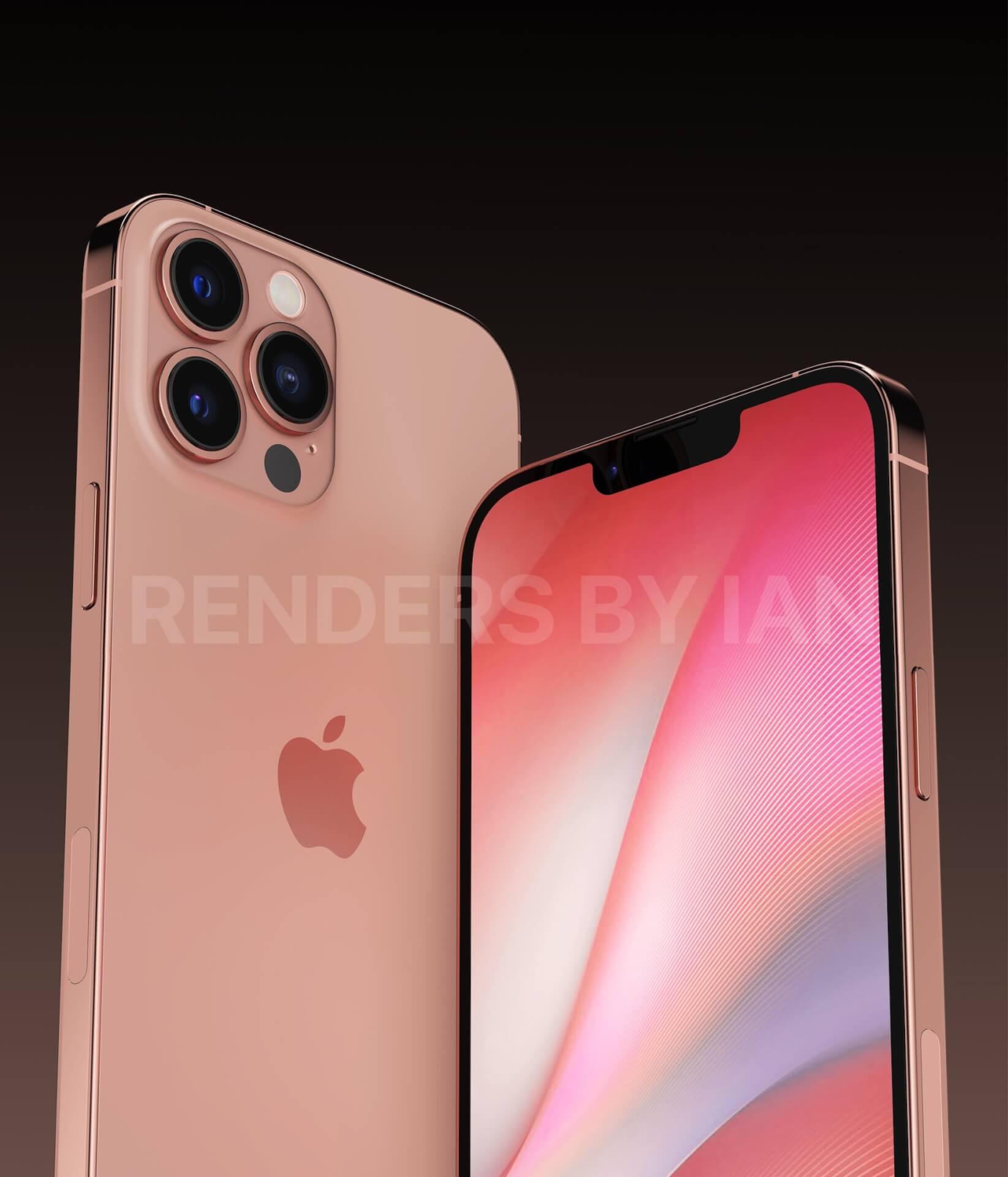 iPhone 13シリーズに新色ブロンズが登場か?新たなレンダリング画像が公開 tech210622_iphone13_main
