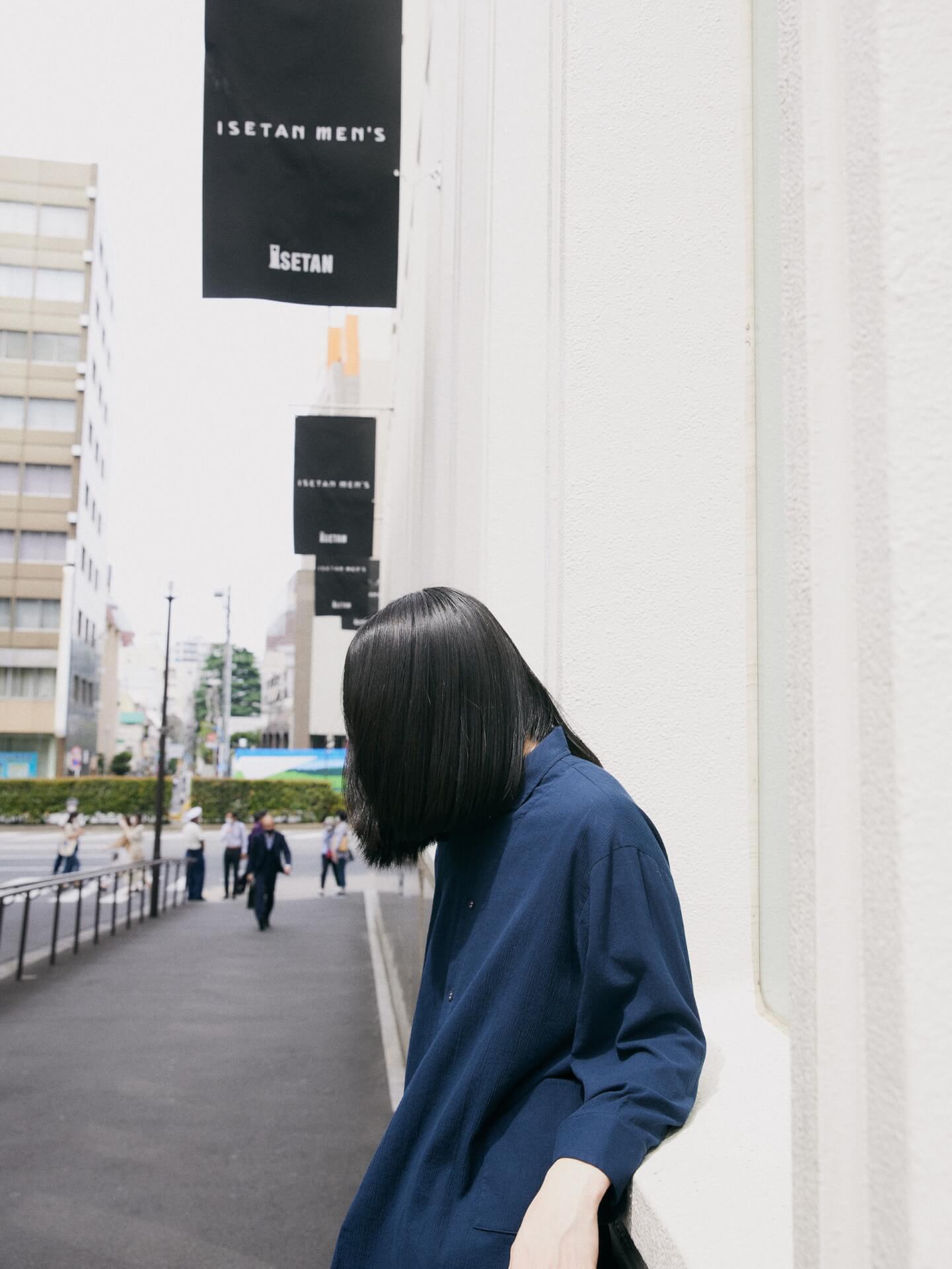 羊文学×伊勢丹新宿店で開催される新感覚ファッションイベント<羊文学 presents ◯△☐>の詳細が発表! Fashion210623_hitujibungaku4