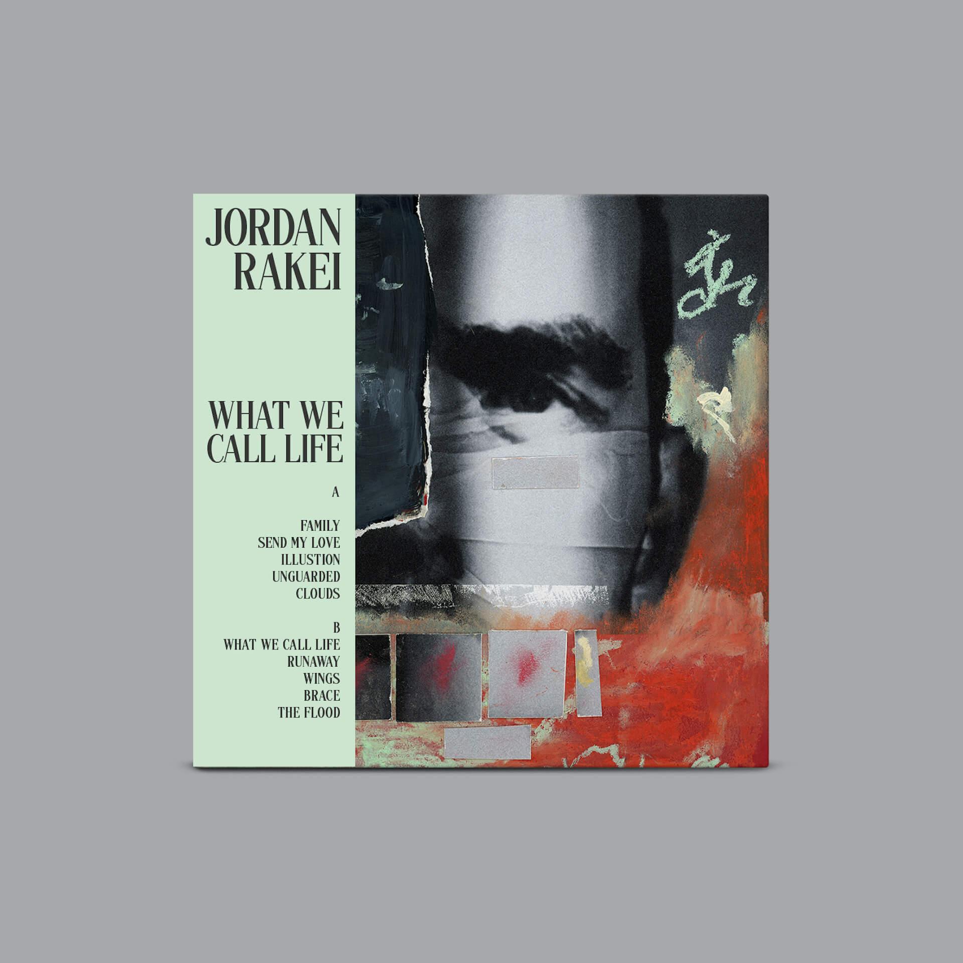 "Jordan Rakeiが〈Ninja Tune〉より最新作『What We Call Life』をリリース決定!新曲""Family""も公開 music210623_jordan_rakei3"