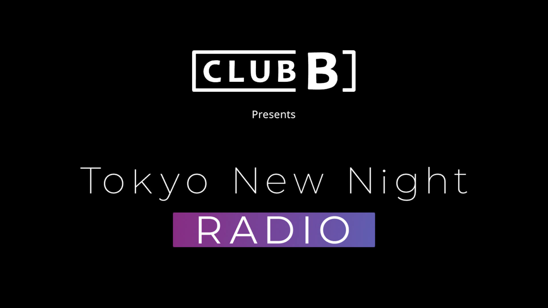 PES、Seihoと東京のナイトカルチャーについて語る<CLUB B Presents Tokyo New Night Radio>ライブ配信イベントが開催! music210624_ClubB_PES_siho2