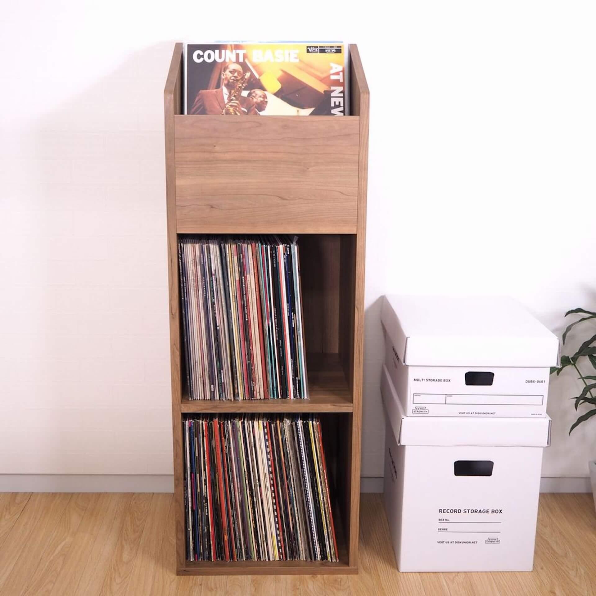 CD・レコードの収納用品に特化したディスクユニオン収納ストアが新宿にオープン!一部商品の情報も解禁 culture210624_diskunion4