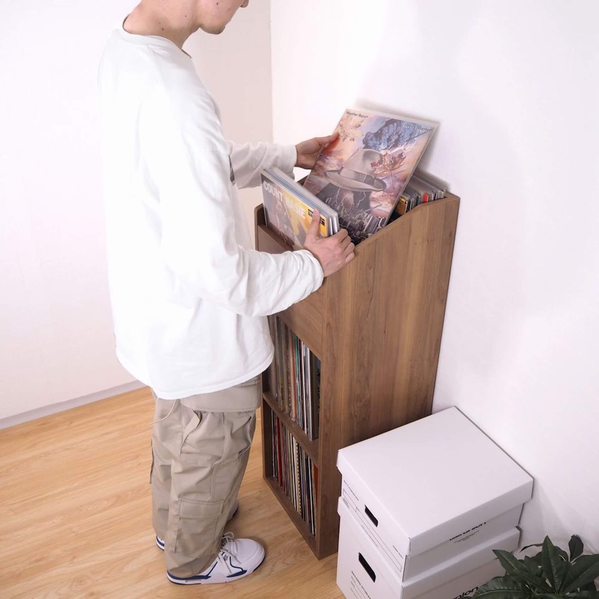 CD・レコードの収納用品に特化したディスクユニオン収納ストアが新宿にオープン!一部商品の情報も解禁 culture210624_diskunion5