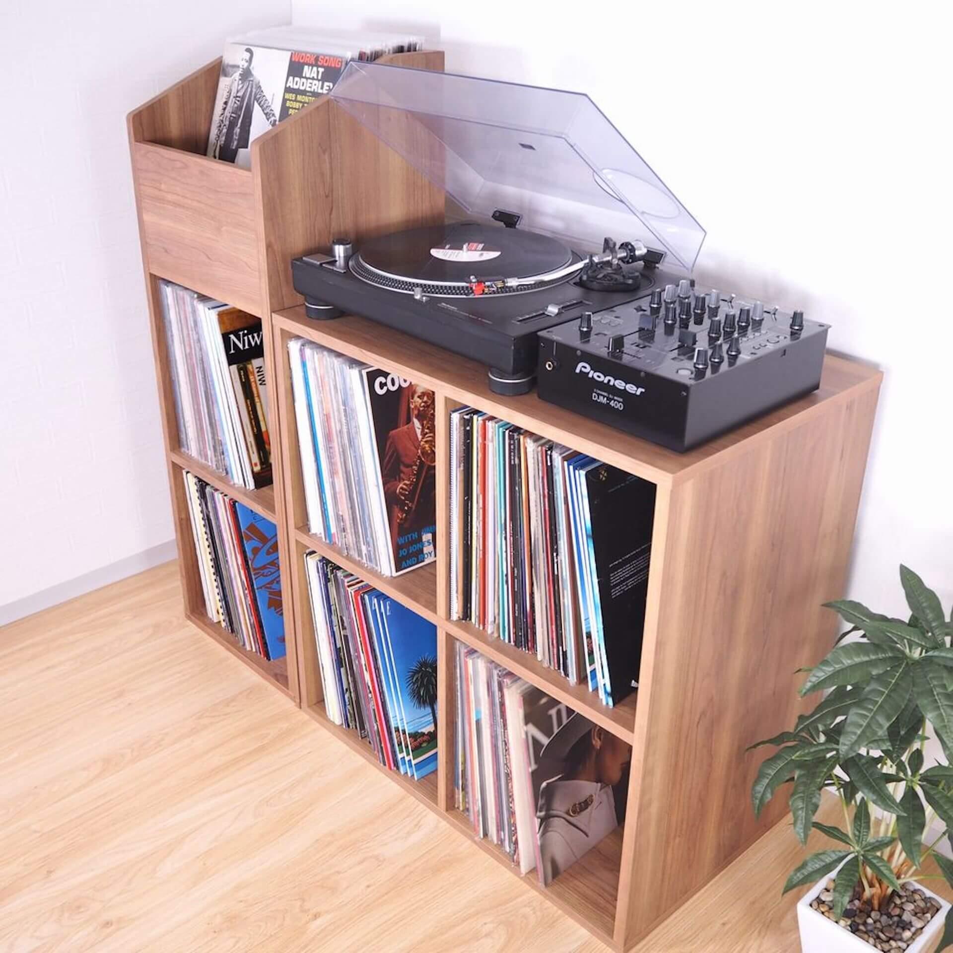CD・レコードの収納用品に特化したディスクユニオン収納ストアが新宿にオープン!一部商品の情報も解禁 culture210624_diskunion7
