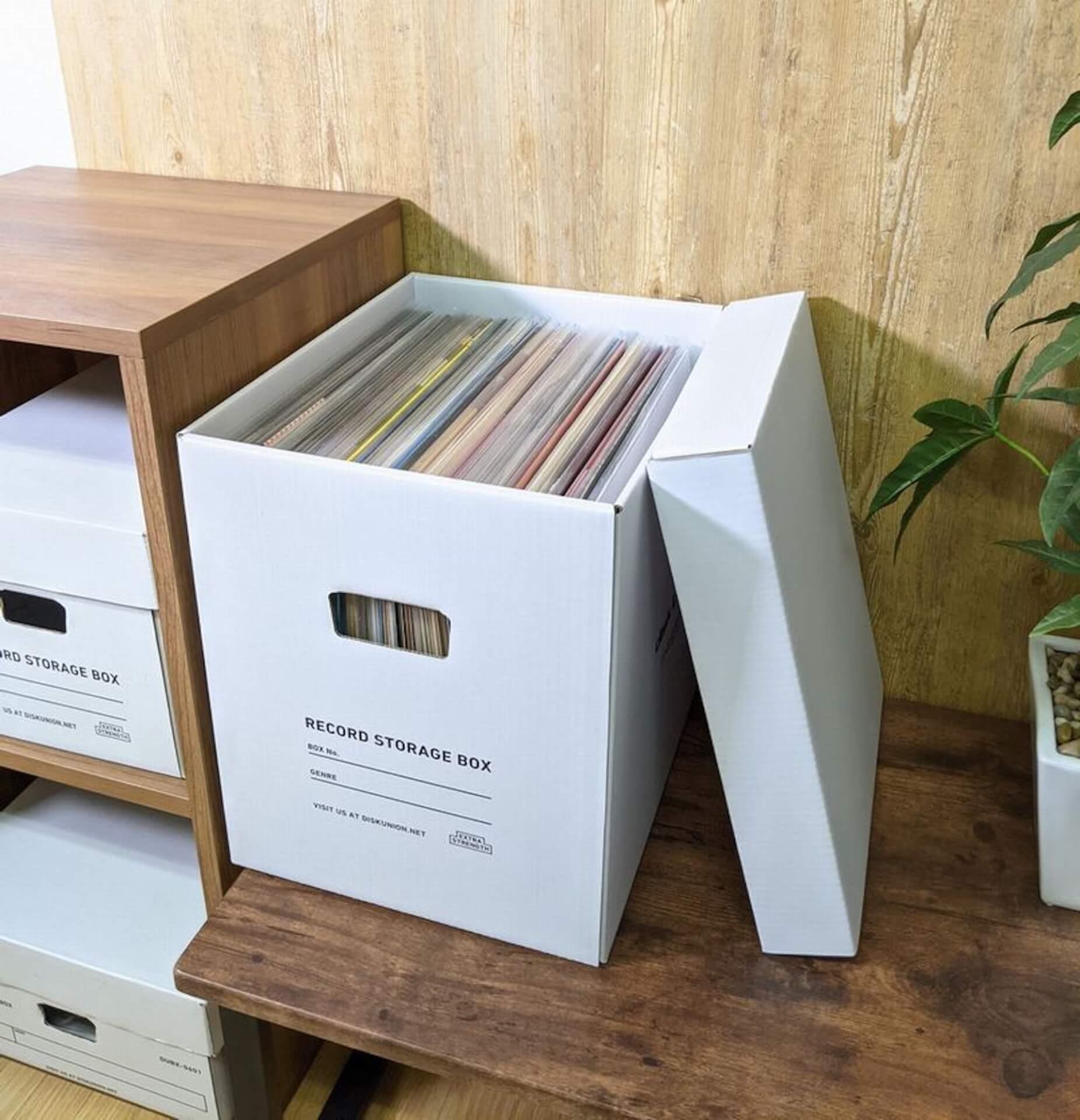 CD・レコードの収納用品に特化したディスクユニオン収納ストアが新宿にオープン!一部商品の情報も解禁 culture210624_diskunion11