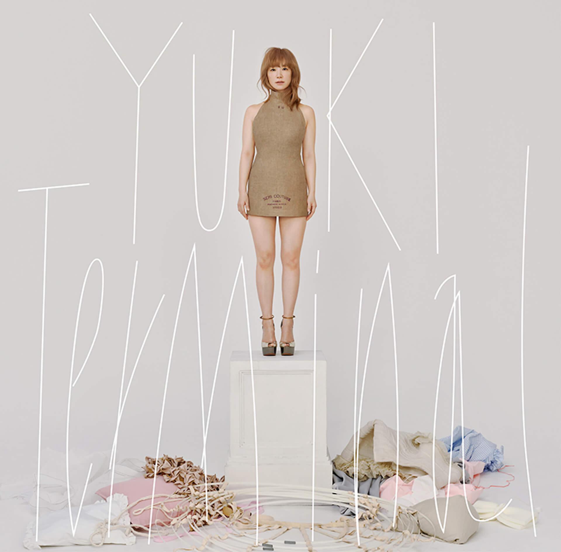 YUKIの最新アルバム『Terminal』のアナログ盤がリリース決定!生産数限定で販売 music210625_yuki_lp_1