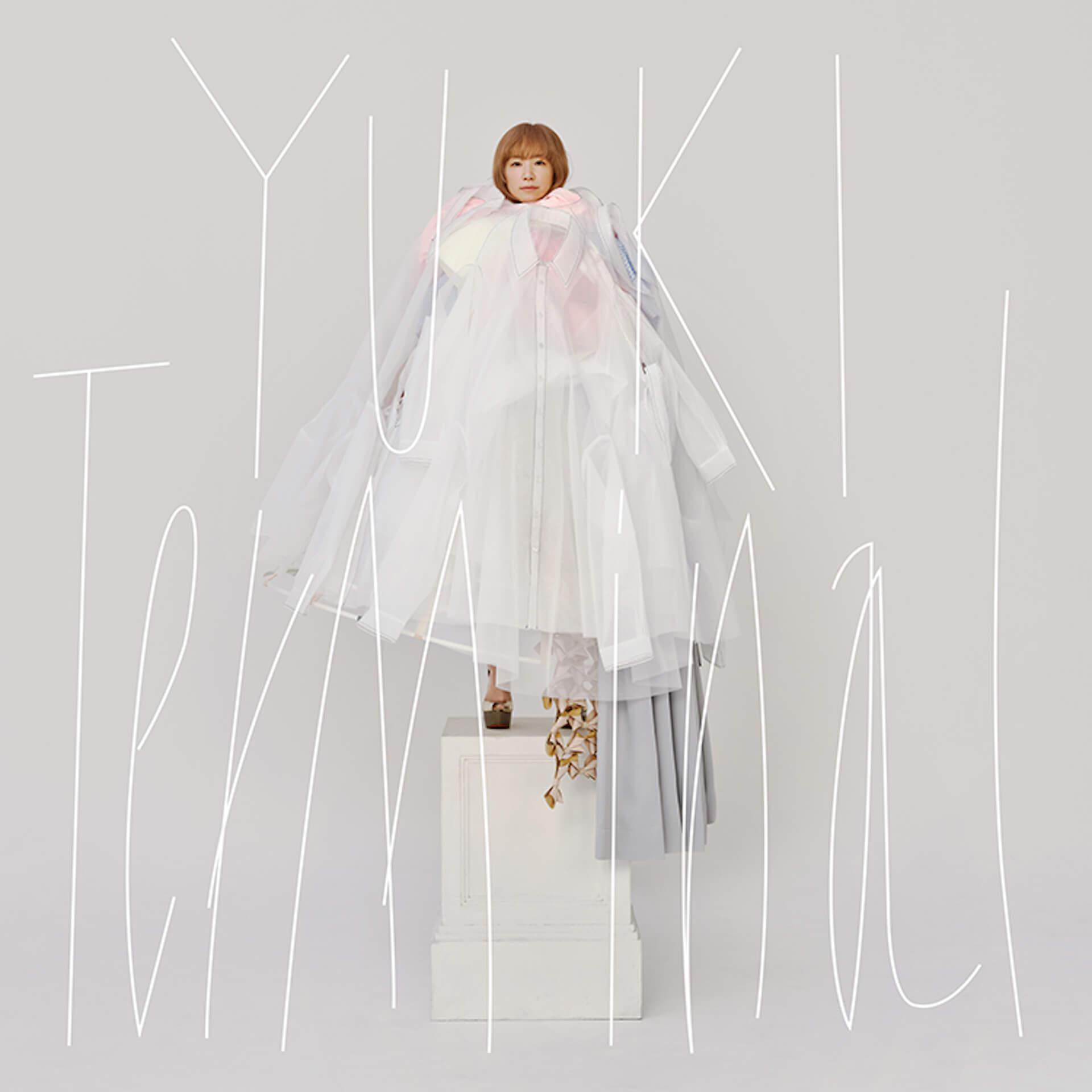 YUKIの最新アルバム『Terminal』のアナログ盤がリリース決定!生産数限定で販売 music210625_yuki_lp_3