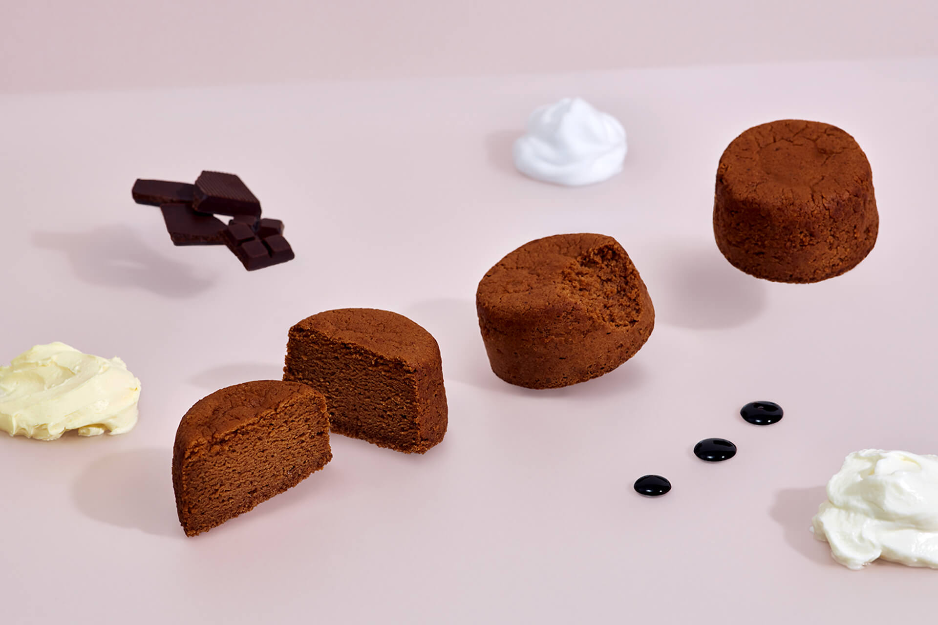「チーズころん by BAKE CHEESE TART」のグランドオープン記念で新商品「ころんとチーズプリン」が発売決定!限定セットBOXも gourmet210628_bake_cheese_3