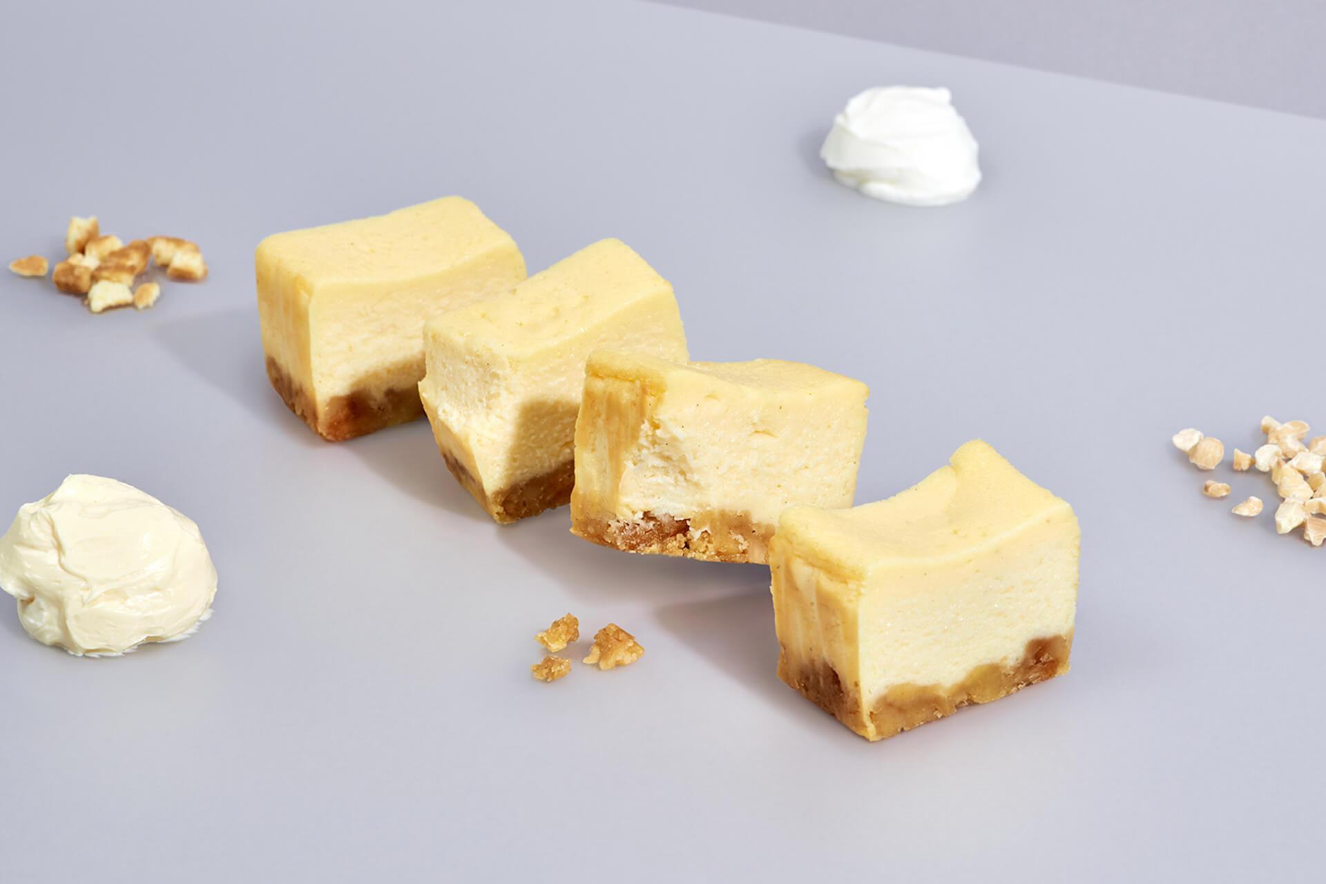 「チーズころん by BAKE CHEESE TART」のグランドオープン記念で新商品「ころんとチーズプリン」が発売決定!限定セットBOXも gourmet210628_bake_cheese_4
