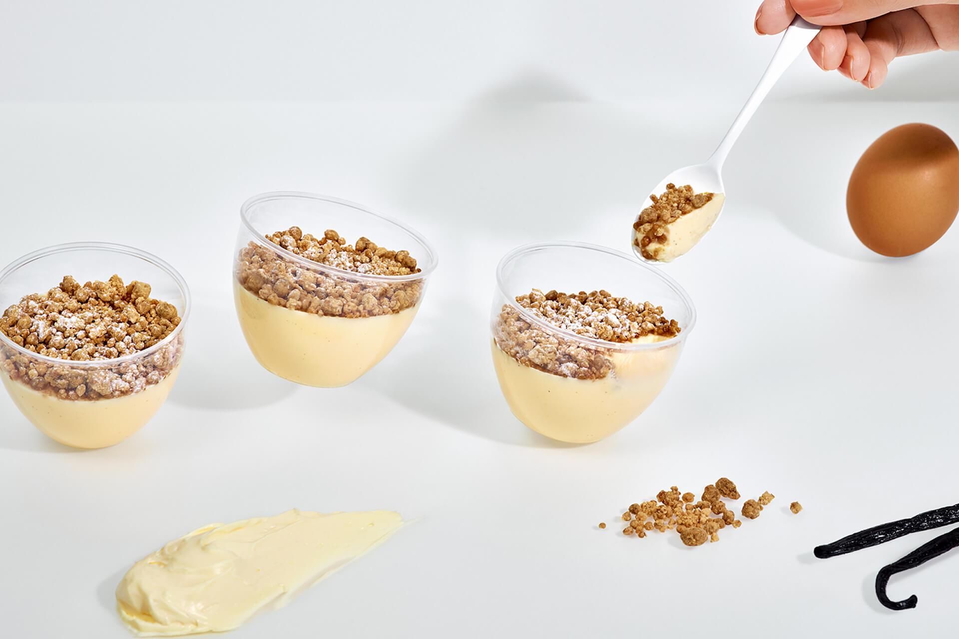 「チーズころん by BAKE CHEESE TART」のグランドオープン記念で新商品「ころんとチーズプリン」が発売決定!限定セットBOXも gourmet210628_bake_cheese_5