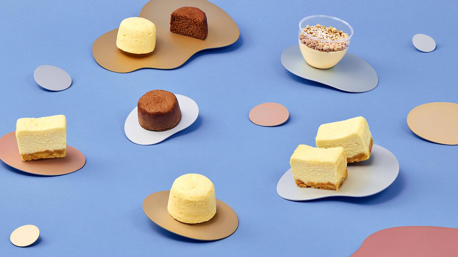 「チーズころん by BAKE CHEESE TART」のグランドオープン記念で新商品「ころんとチーズプリン」が発売決定!限定セットBOXも gourmet210628_bake_cheese_6