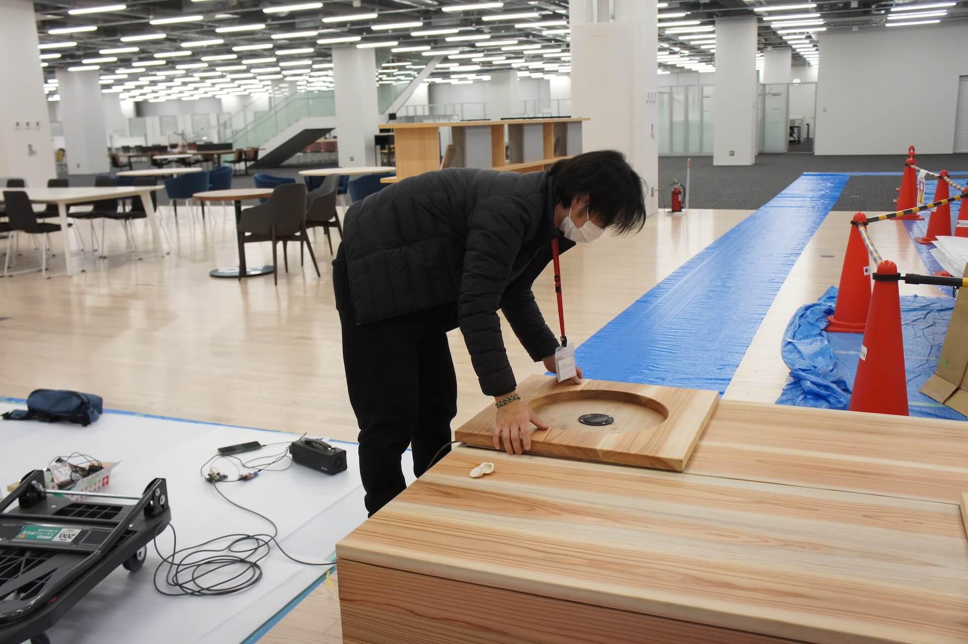 千葉県・市川市の空間演出を手がけるサウンドアーティスト・及川潤耶のインタビュー動画が公開|独占インタビューも到着 art210629_junya-oikawa-05