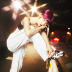 KATY×FILA×atmos pink