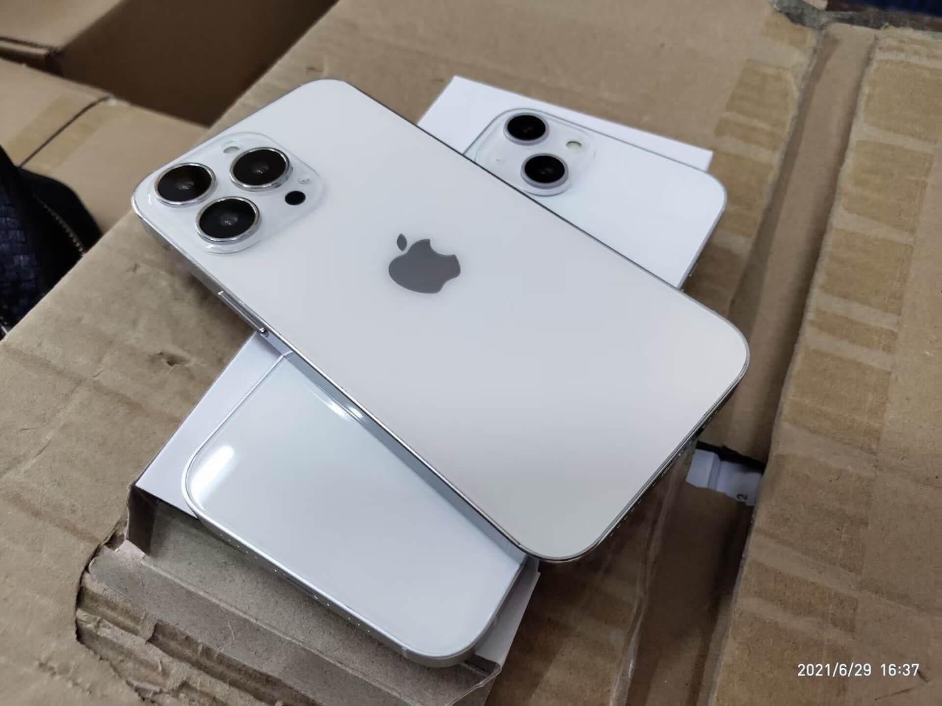 9月発表とうわさのiPhone 13シリーズはこんな感じ?モックアップ画像が公開 tech210630_iphone13_main