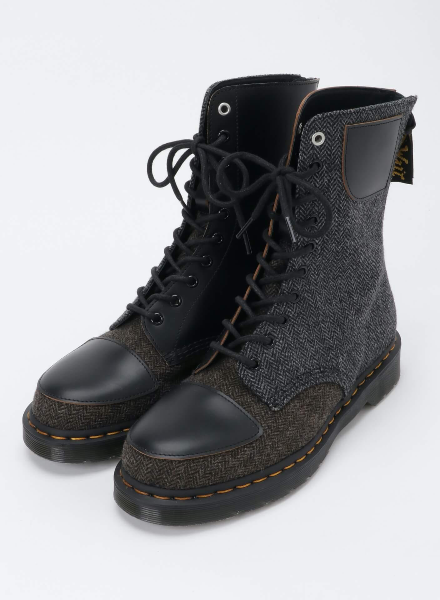 Y'sとドクターマーチンによる最新コレクション「Y's × Dr.Martens 10-EYE BOOT MOON FABRIC」が発売! c6af684c9cee9e13a134ac4e42a59e1b