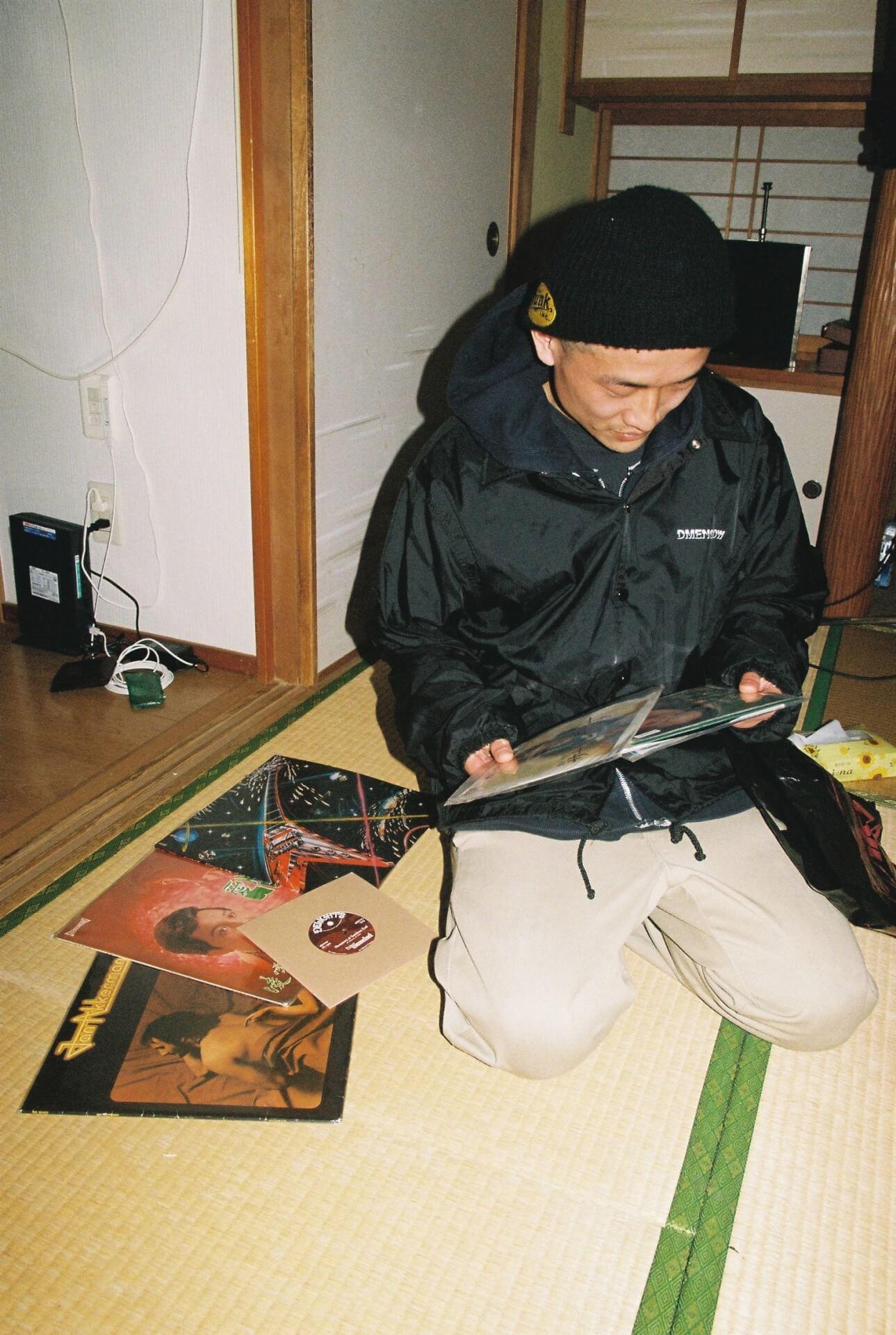 共にいる人たちへの郷愁──股旅(DUSTY HUSKY × DJ SHOKI × にっちょめ)、インタビュー interview2106-matatabi-dliprecords-5