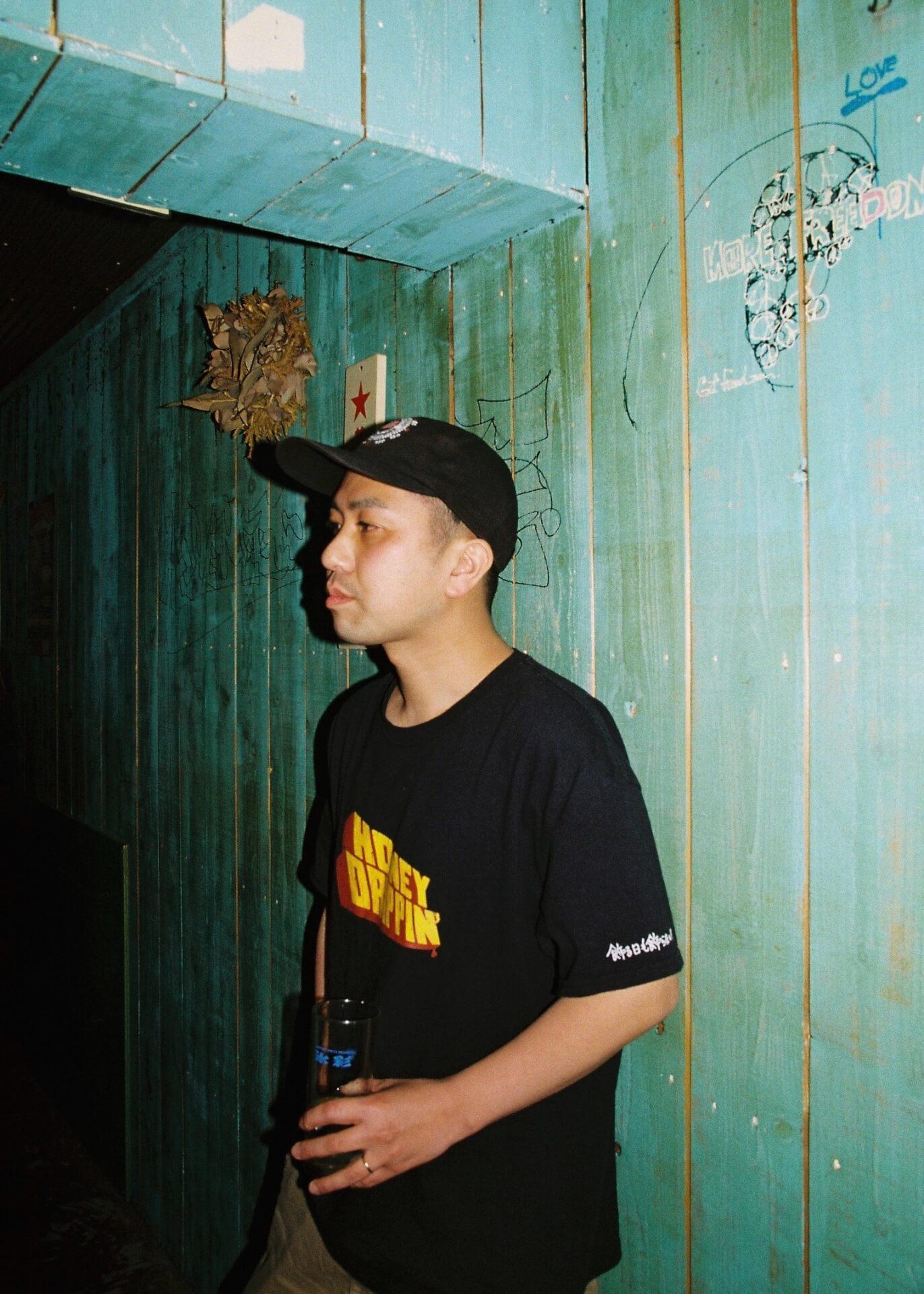 共にいる人たちへの郷愁──股旅(DUSTY HUSKY × DJ SHOKI × にっちょめ)、インタビュー interview2106-matatabi-dliprecords-9