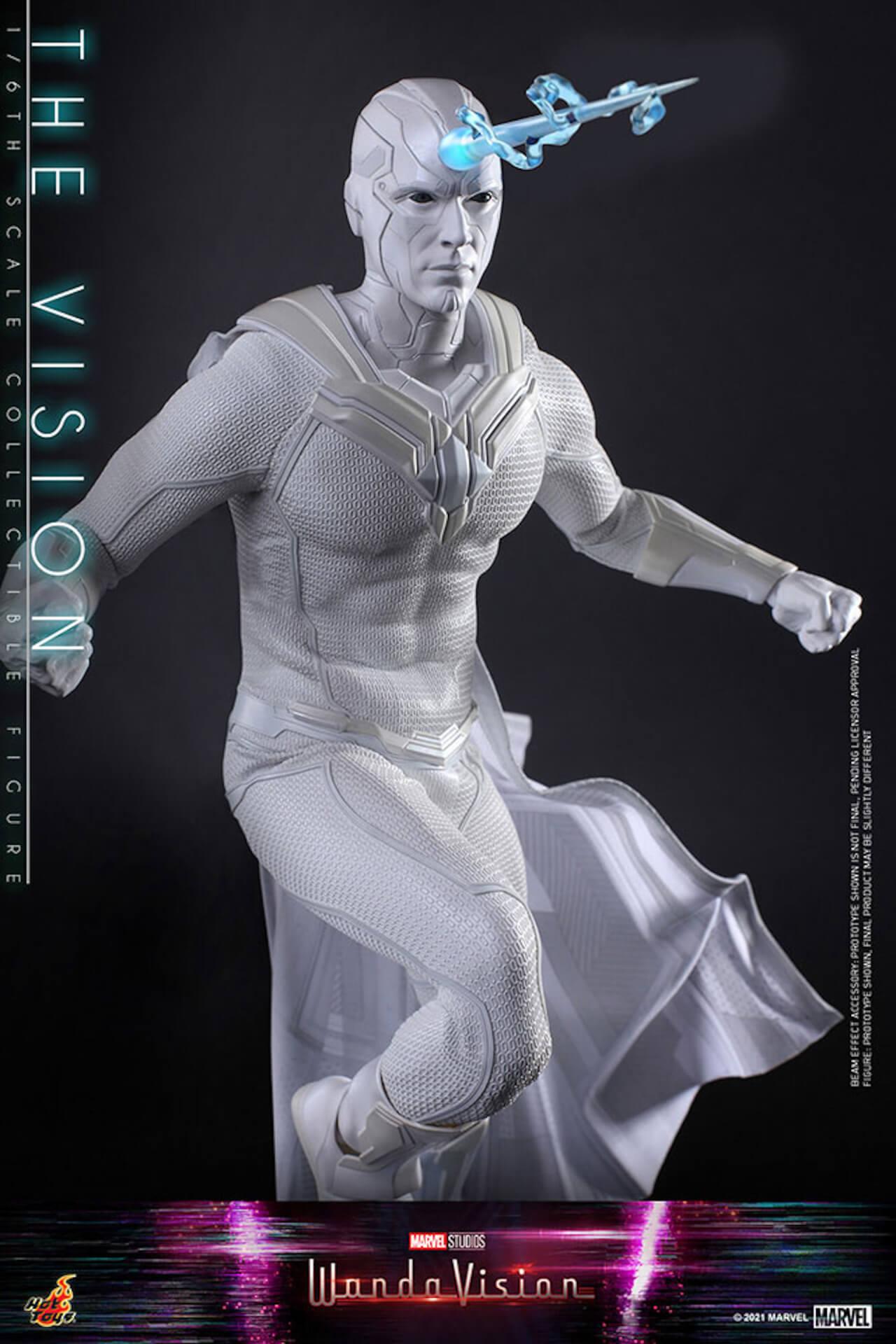 マーベル・スタジオ『ワンダヴィジョン』のザ・ヴィジョンが超リアルなフィギュアになって登場!ホットトイズから発売決定 art210706_thevision_hottoys_5