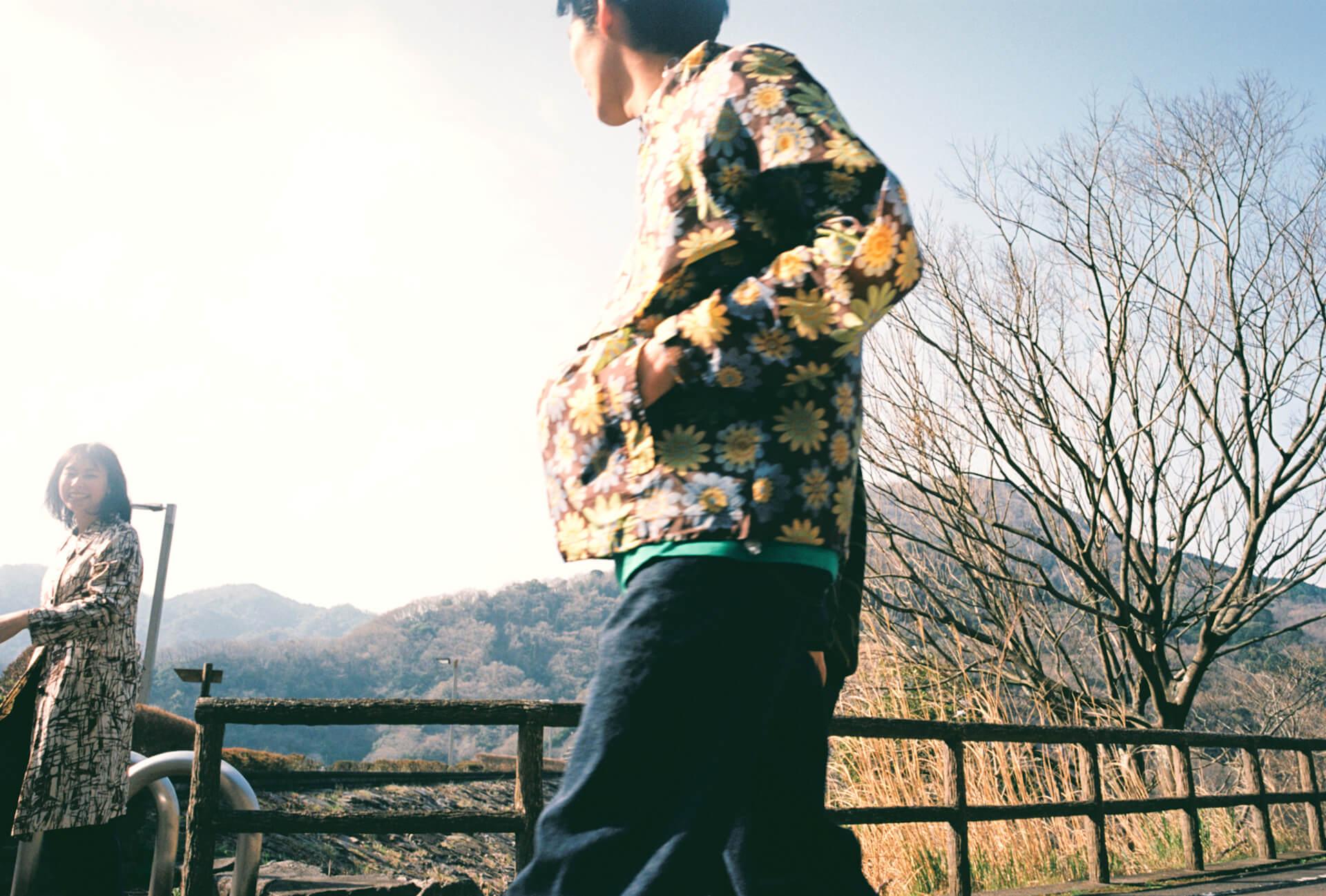 「自然」とそこにあった音楽──MONO NO AWARE、New AL『行列のできる方舟』インタビュー interview210609_mono-no-aware-08