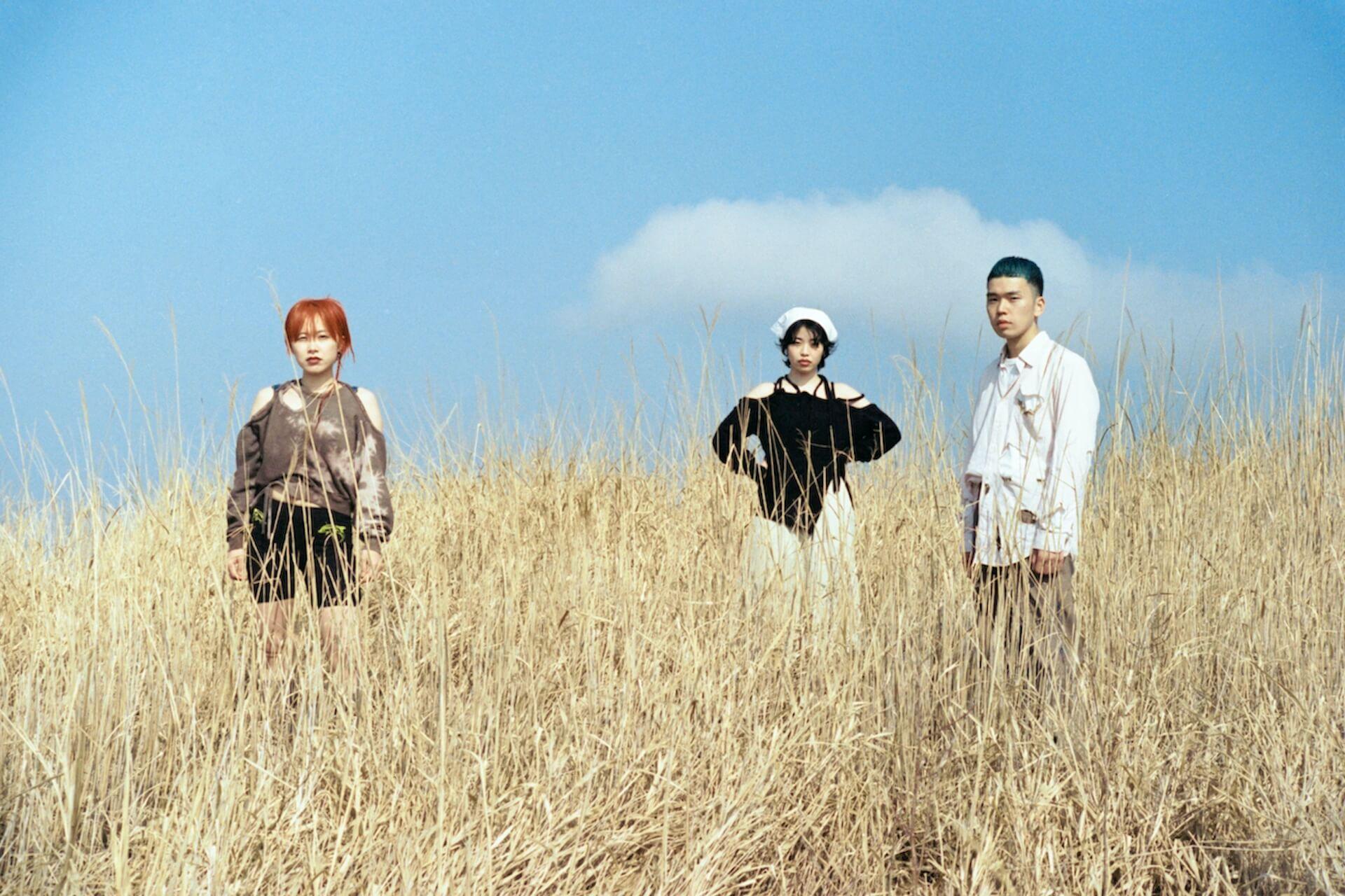 """NTsKiが8月リリースのデビューアルバム『Orca』より新曲""""On Divination in Sleep feat. Dove""""を公開! music_210708_NTsKi4"""