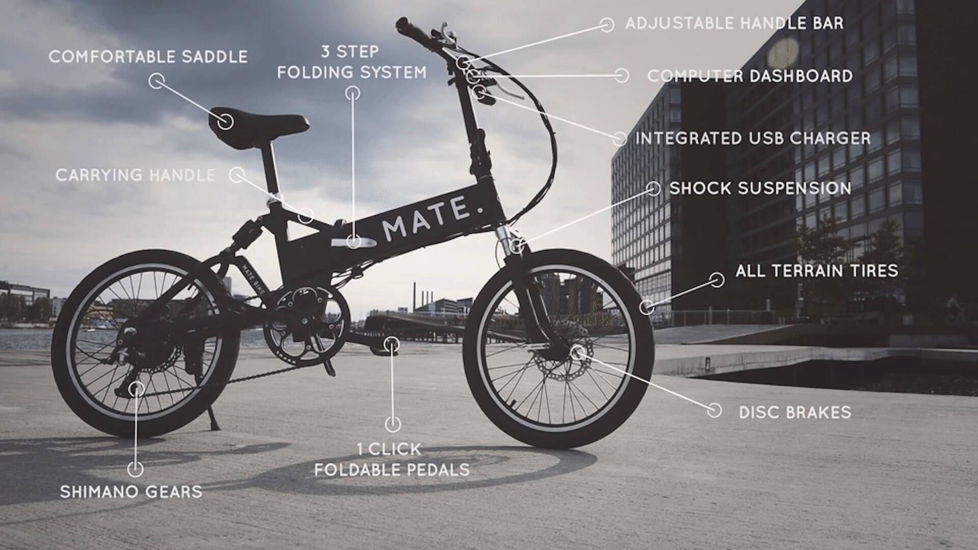 デンマーク・コペンハーゲン発のブランドMATE. BIKEより街乗りに特化したe-BIKE「MATE CITY」が2モデルで登場! culture_210712_MATE-CITY3