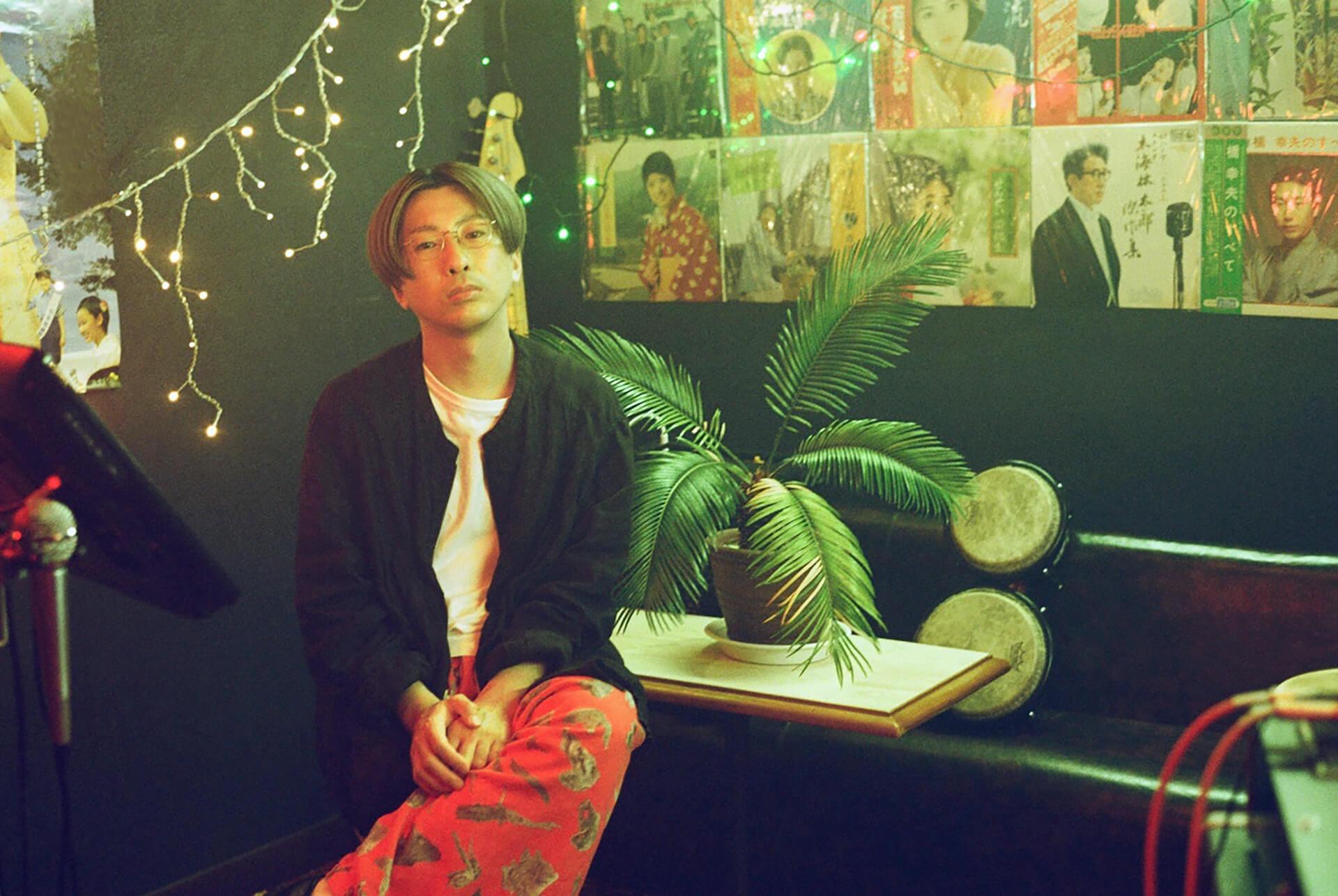"""VIDEOTAPEMUSICが〈URESHINO✕CROSSING〉から""""嬉野チャチャチャ(feat.mei ehara)""""""""ロマンス温泉""""を7インチで発売決定! music_210712_VTM1"""