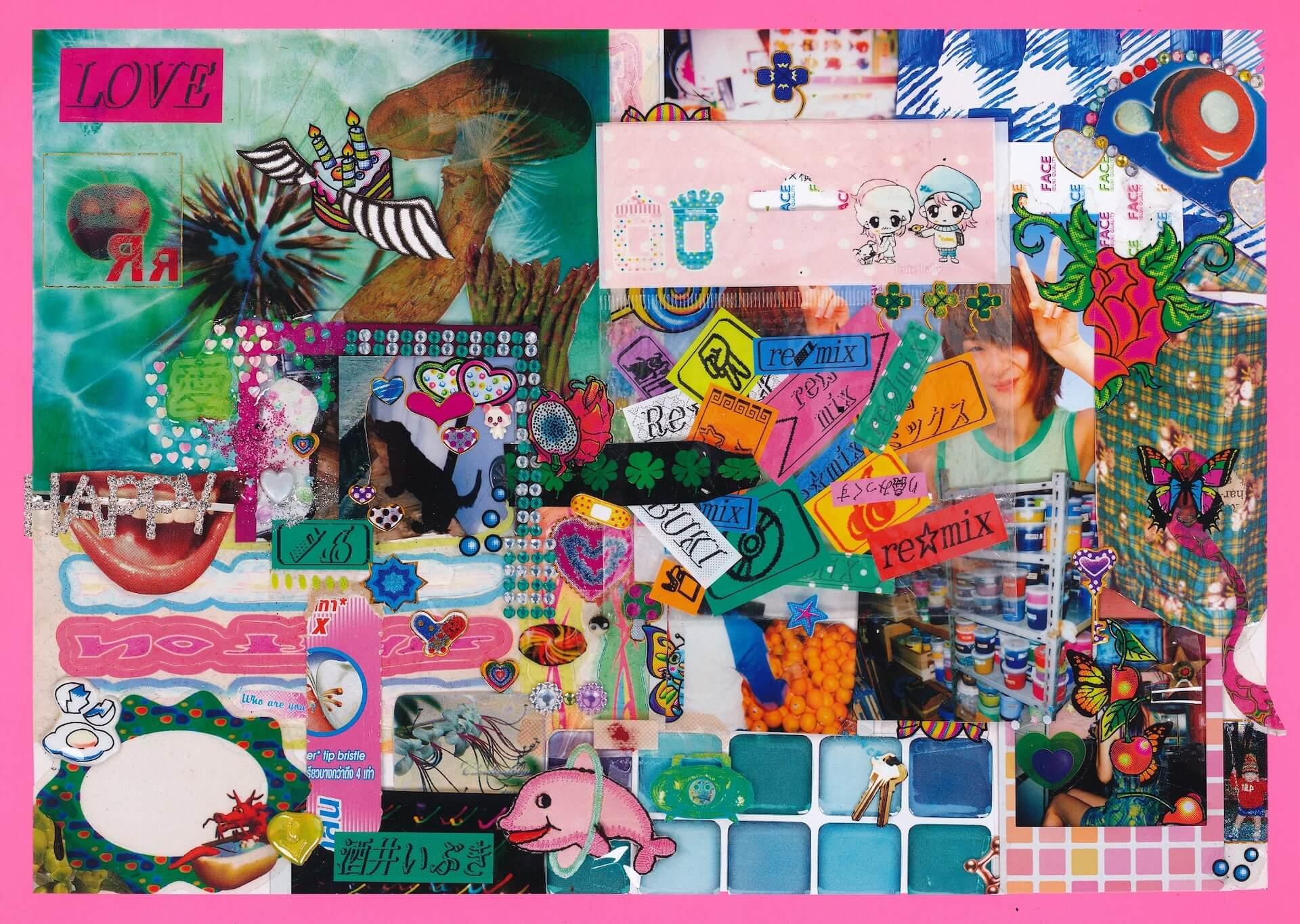 酒井いぶきとatmos pinkのコラボレーションアパレルが発売決定!アイテムデコレーションを楽しむ<ペタペタ会>も開催 Fashion_210712_ibuki-sakai9