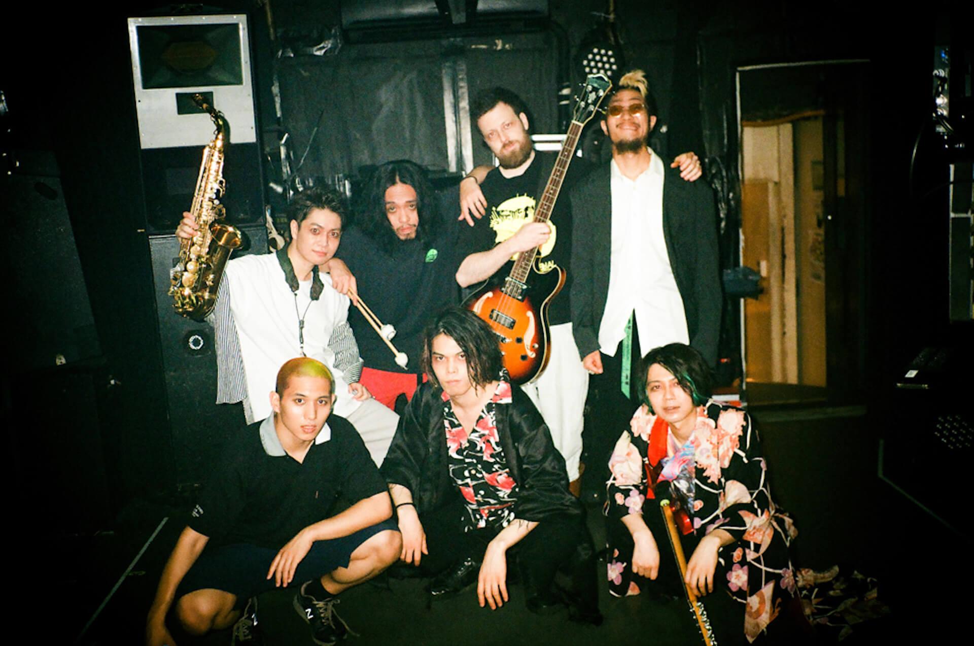 "SMTKが『SIREN PROPAGANDA』の収録曲""Headhunters(feat. Dos Monos)""のMVを公開! music210714_smtk_dosmonos_3"