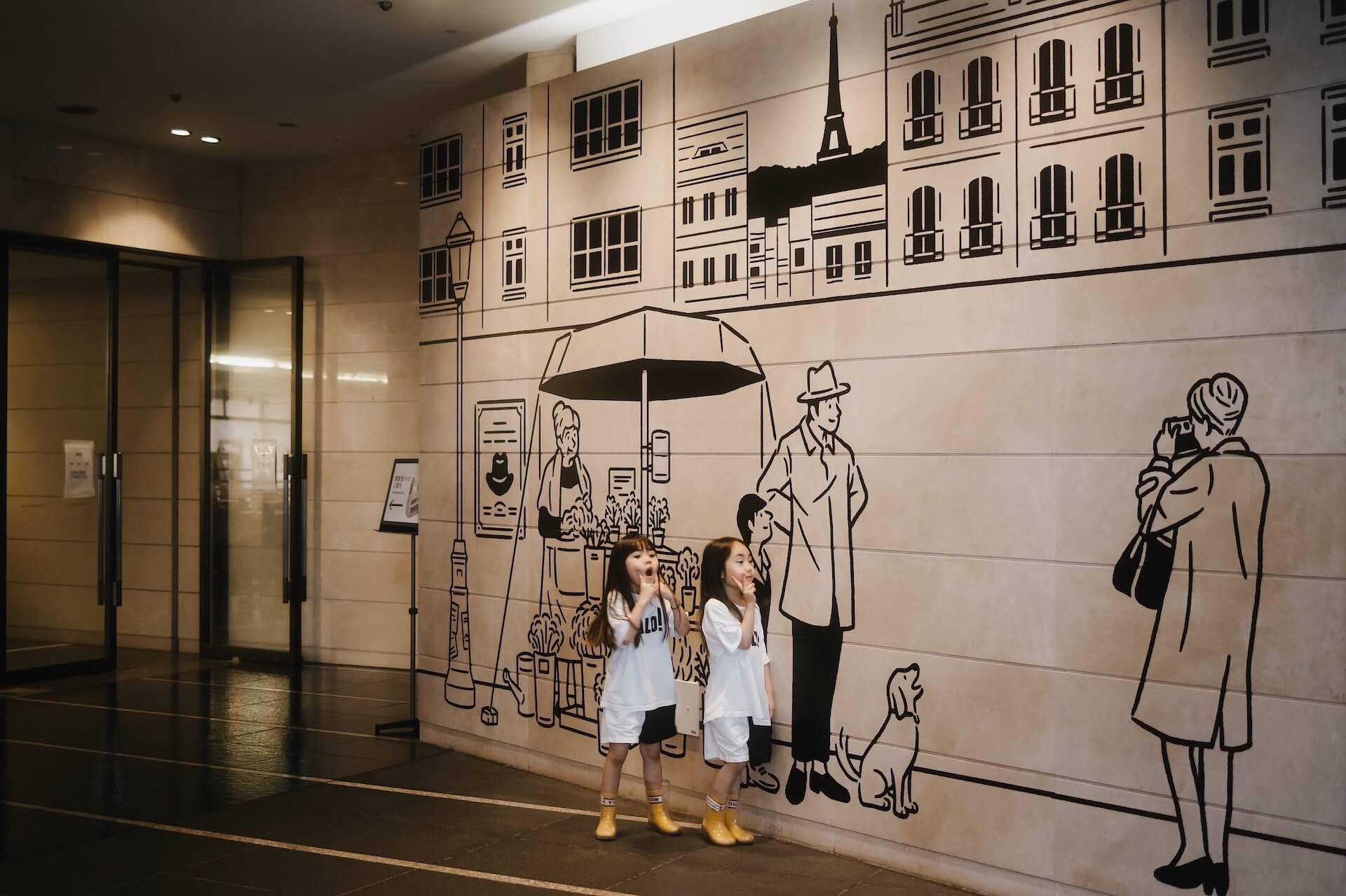 Bunkamuraで、パリを訪れた気分に ー MAPP_ × 伊藤敦志 『PLAYTIME』に込めた想い interview210715_mapp-ito-atsushi-01