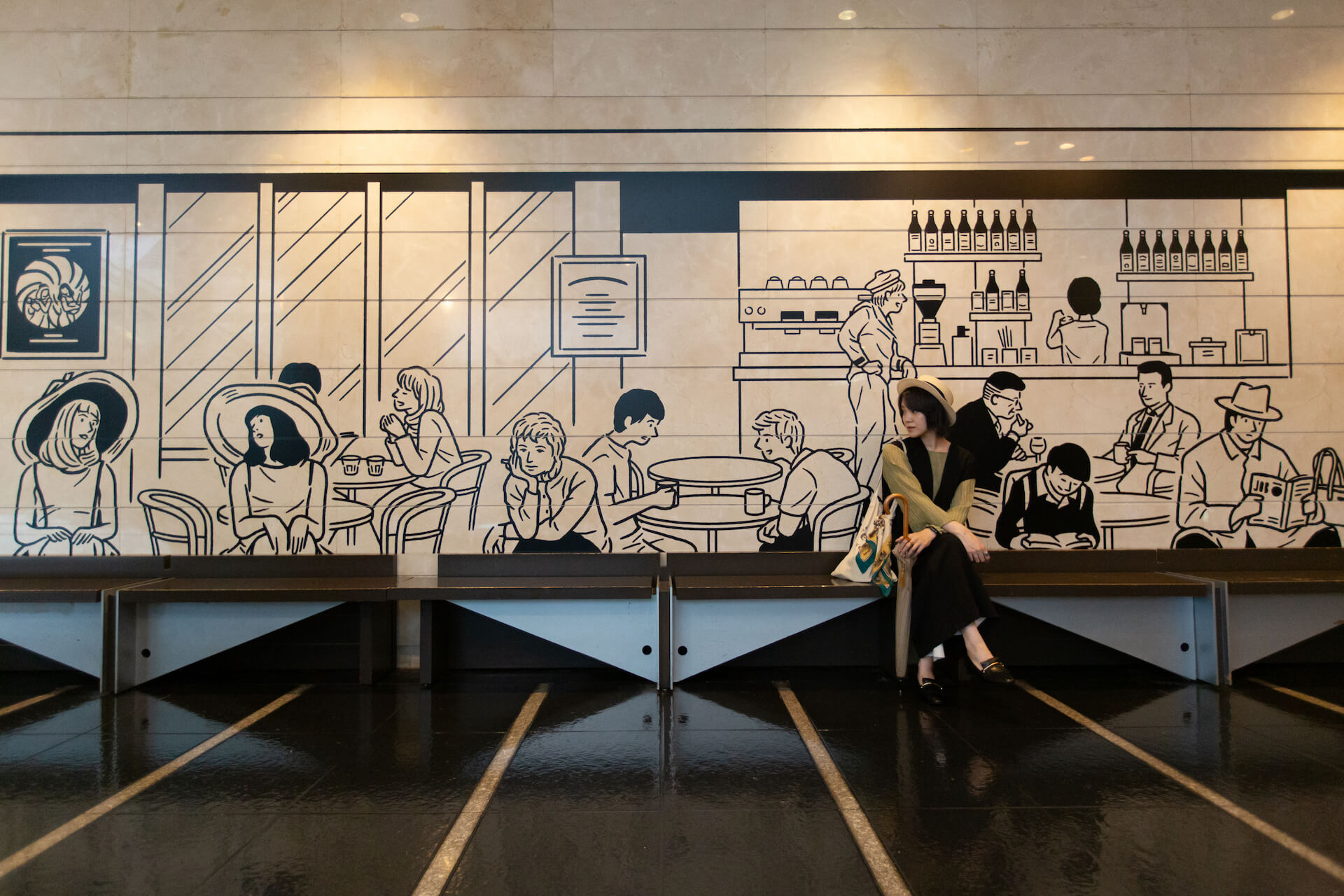 Bunkamuraで、パリを訪れた気分に ー MAPP_ × 伊藤敦志 『PLAYTIME』に込めた想い interview210715_mapp-ito-atsushi-04
