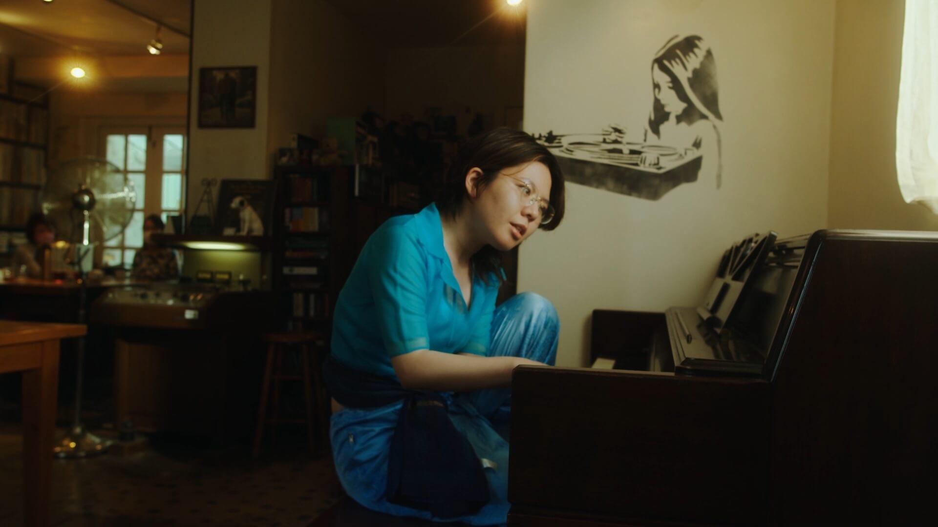 """『竜とそばかすの姫』でBelleを演じる中村佳穂による劇中歌""""歌よ""""が先行配信スタート!MVも同時公開 music210716_belle_millenniumparade_1"""