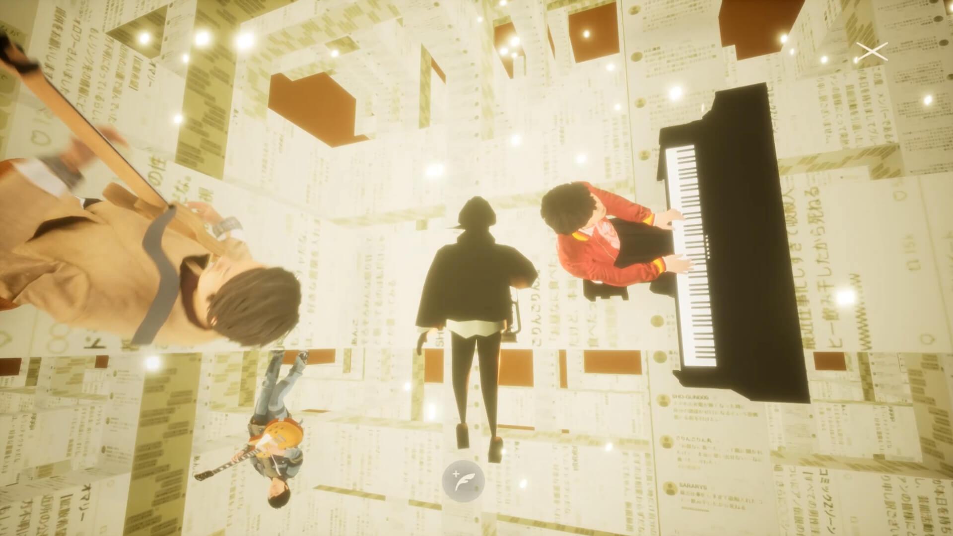 """次の時代の音楽体験を模索する、RADWIMPSとPARTYによるSHIN SEKAI """"nowhere""""が目指すもの。 music210716_shin-sekai-08"""