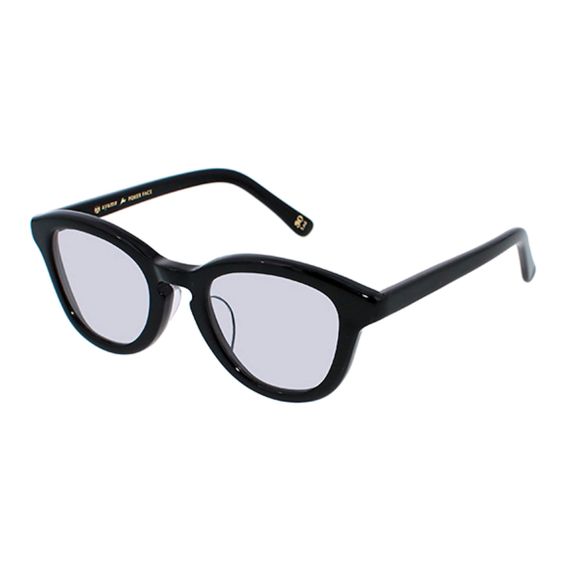 「POKER FACE」がアイウェアブランド「ayame」に別注をかけたセルロイド製の「曇らないサングラス」を発売決定! Fashion_210719_koro2