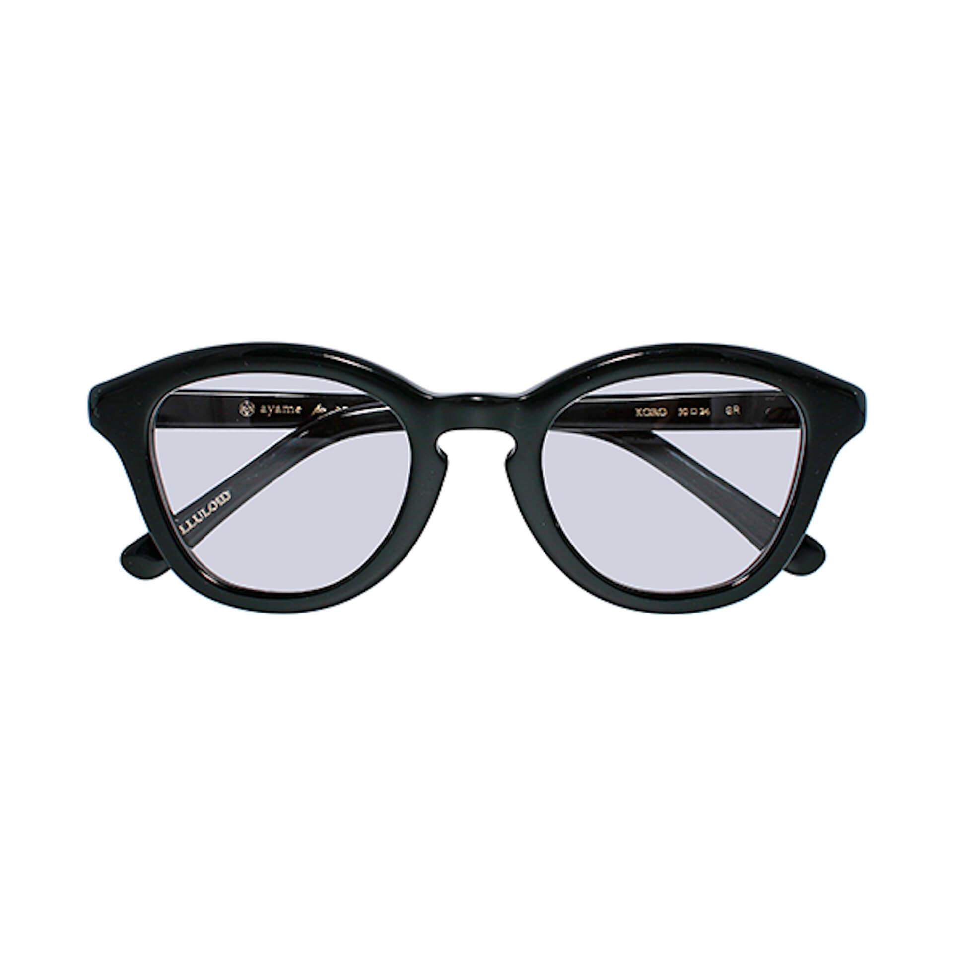 「POKER FACE」がアイウェアブランド「ayame」に別注をかけたセルロイド製の「曇らないサングラス」を発売決定! Fashion_210719_koro8