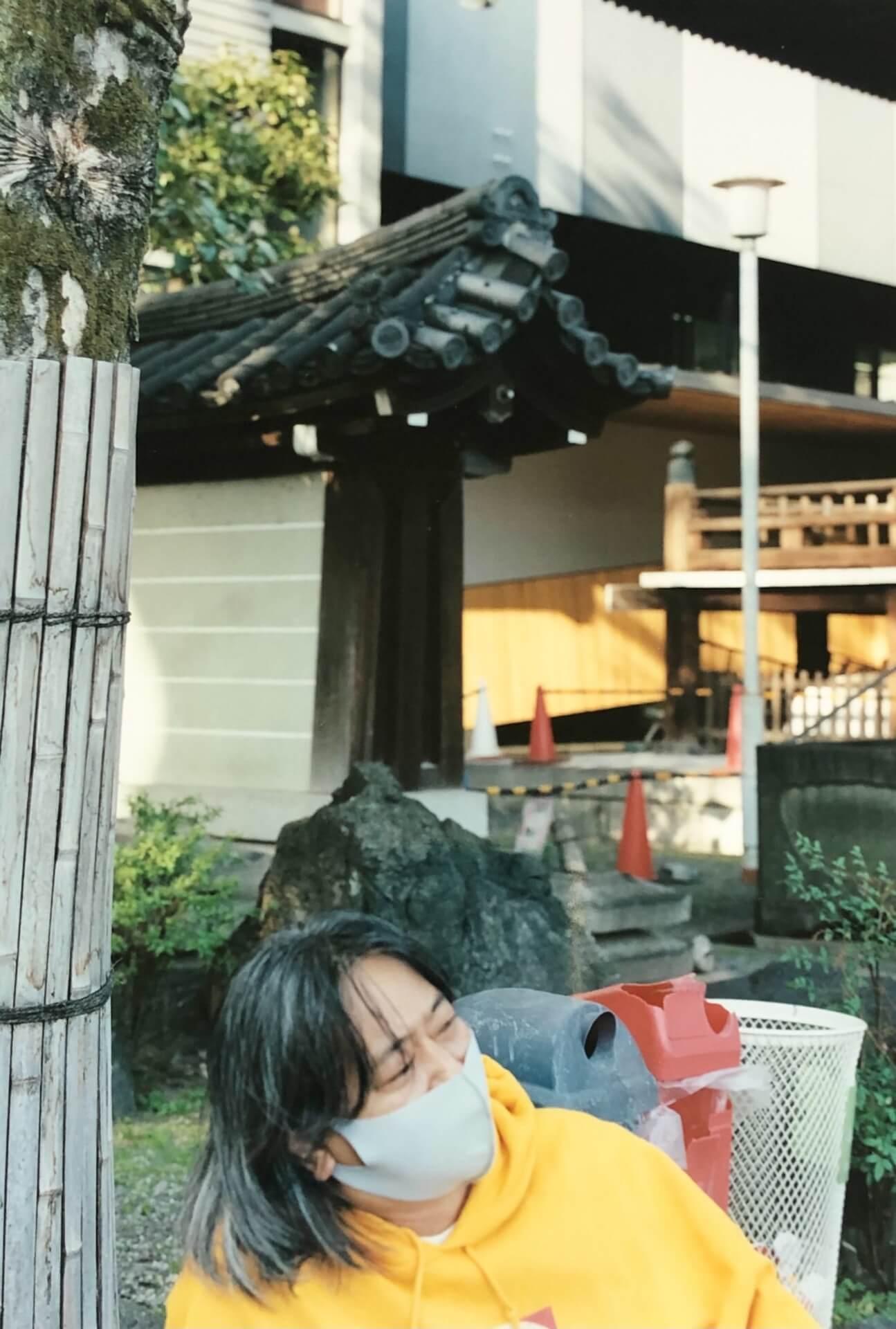 GEZANマヒト監督×森山未來主演『i ai』のキャストオーディションが実施決定!マヒトからのメッセージも film210721_i_ai_5