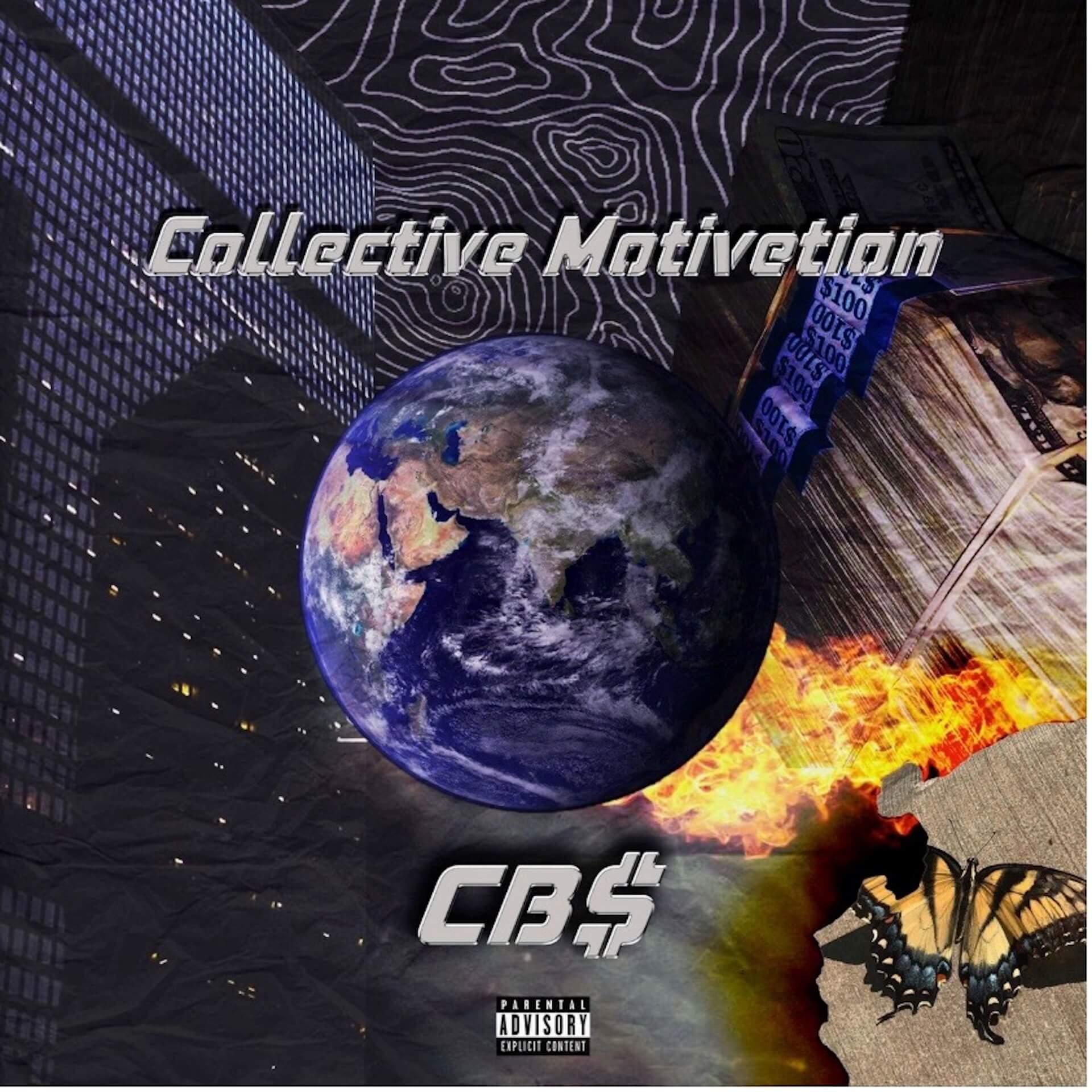 MIKRISによって発足されたCB$からコンピレーションアルバム『Collective Motivetion』がリリース決定! music_210721_CB2