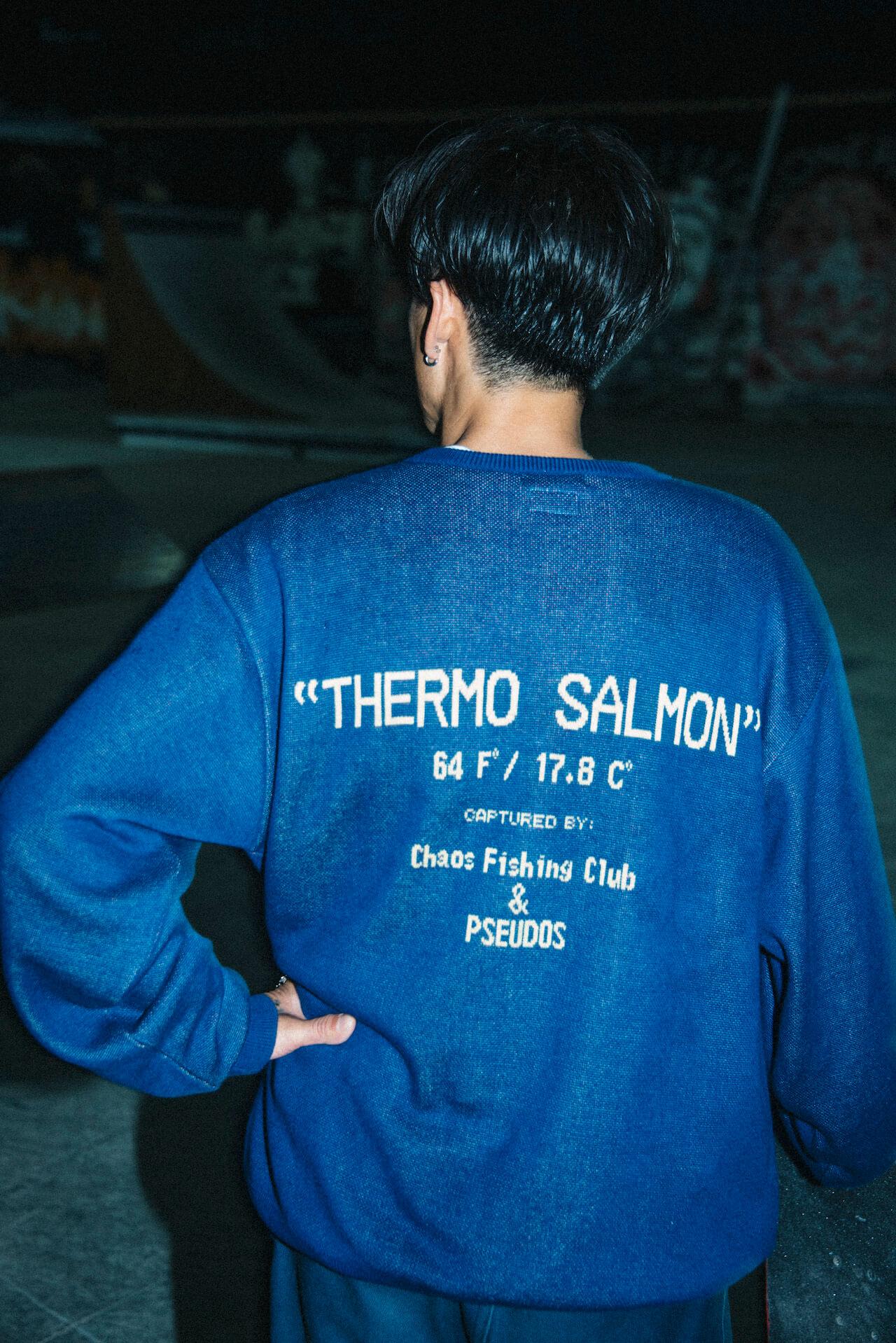 PSEUDOSとCHAOS FISHING CLUBの新作が発売に|LOOKのモデルは丸山晋太郎、撮影は堀裕輝、荒川晋作 life-fashion210724_PSEUDOS_CHAOS-FISHING-CLUB_3
