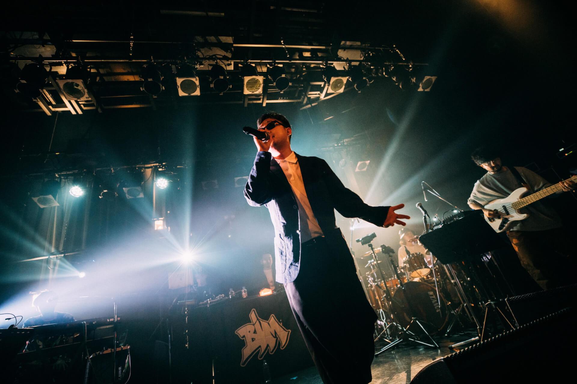 ライブレポート:WWW 10th Anniversary BIM × Yogee New Waves━━生活と分かち難いライブの喜び music210624-bim-yogee-new-waves-6